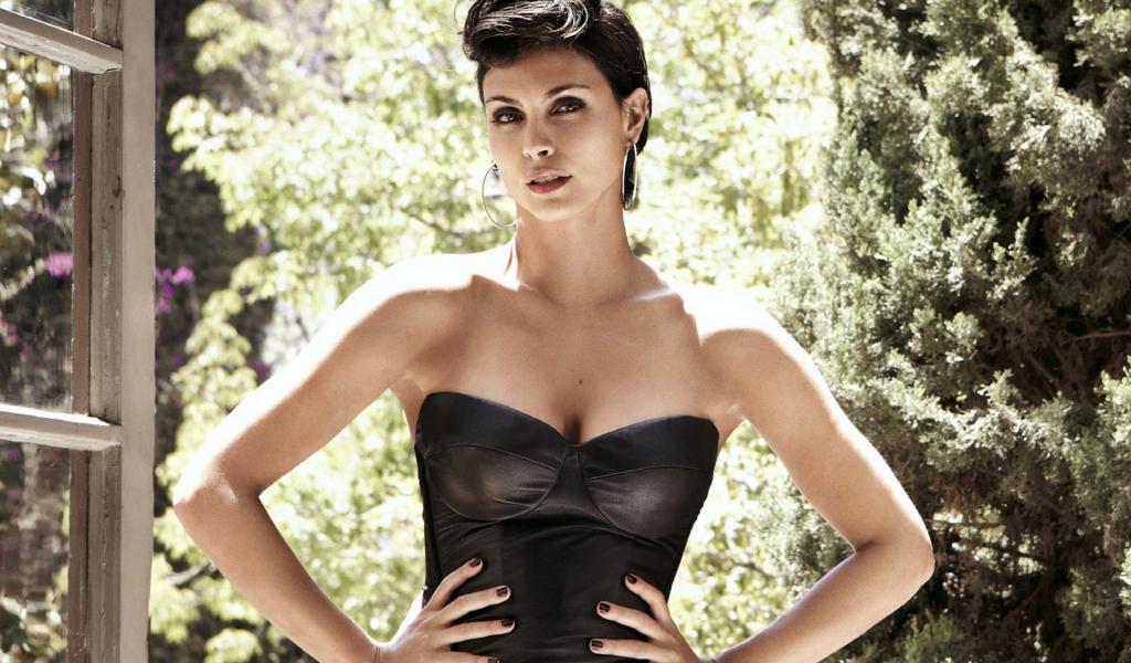 1024x600 wallpaper Hot Brazilian celebrity, actress, Morena Baccarin