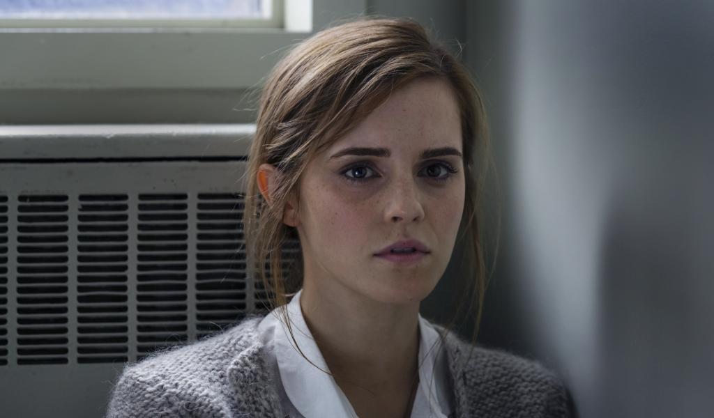 1024x600 wallpaper Emma Watson, beautiful English, celebrity
