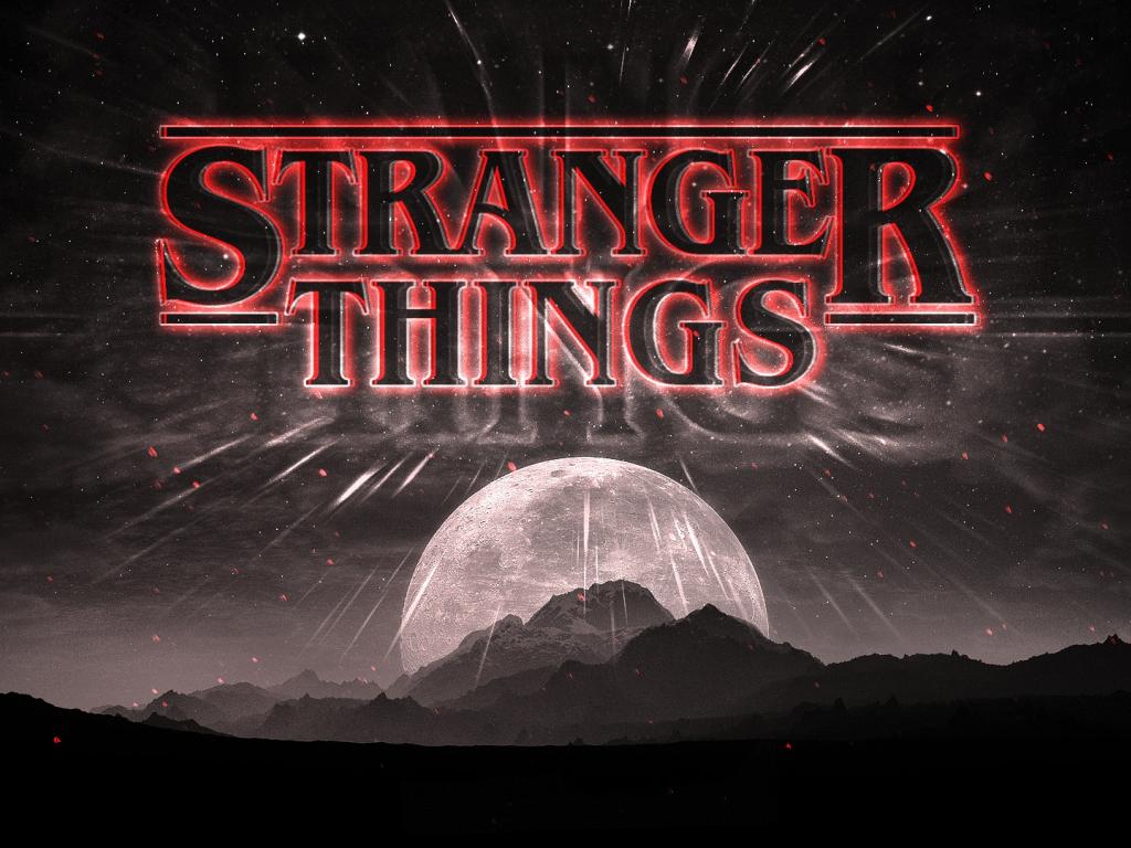 Desktop Wallpaper Stranger Things Tv Show Fan Art