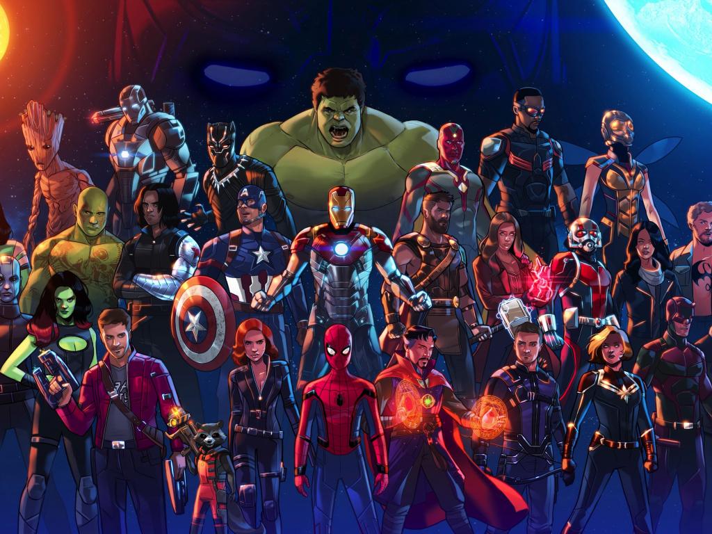 1024x1204 Doctor Strange Fan Art 1024x1204 Resolution Hd: Desktop Wallpaper Avengers, Superheroes, Team, Marvel