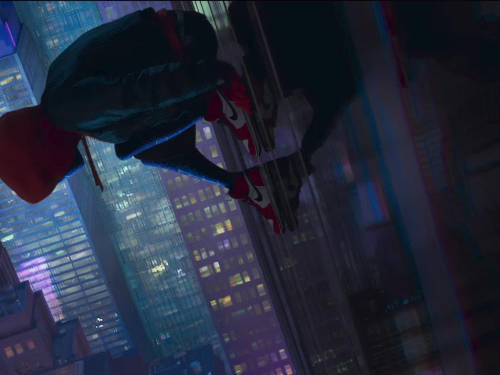 Desktop Wallpaper Movie, Spider Man: Into The Spider Verse ...