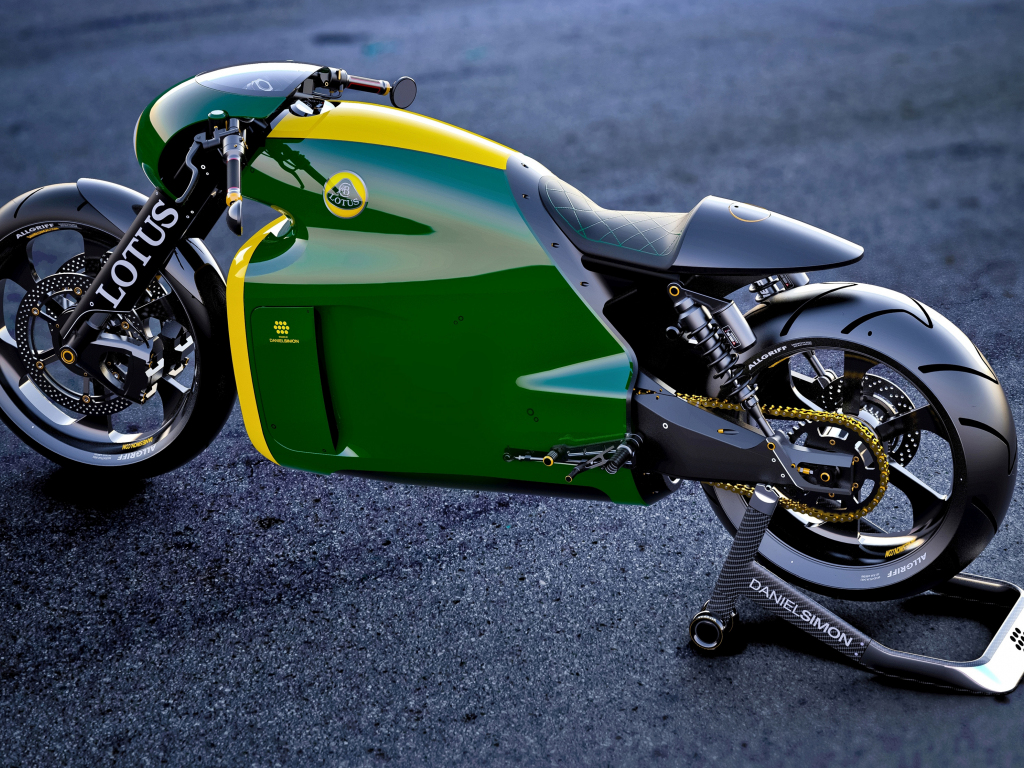 Luxury Lotus Motorcycle Hd Wallpapers And Desktop: Desktop Wallpaper C 01 Lotus Motorcycles, Super Bike, Hd