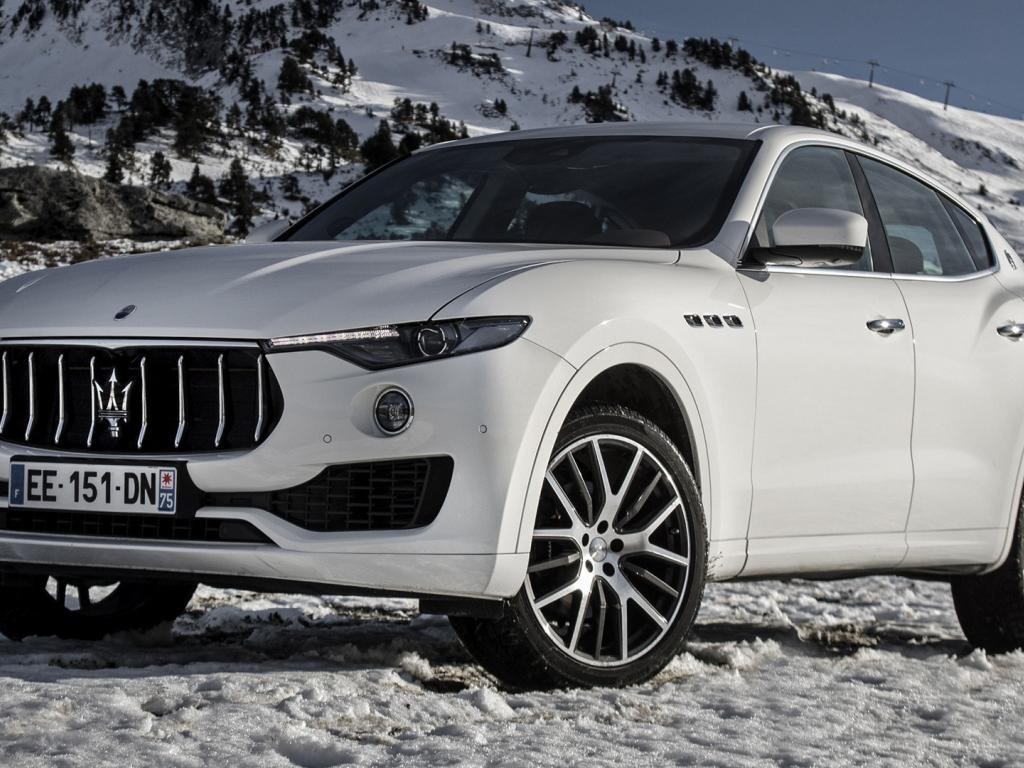 White maserati levante luxury car wallpaper 1920x1080 hd image picture 9ee074 - Maserati levante wallpaper ...