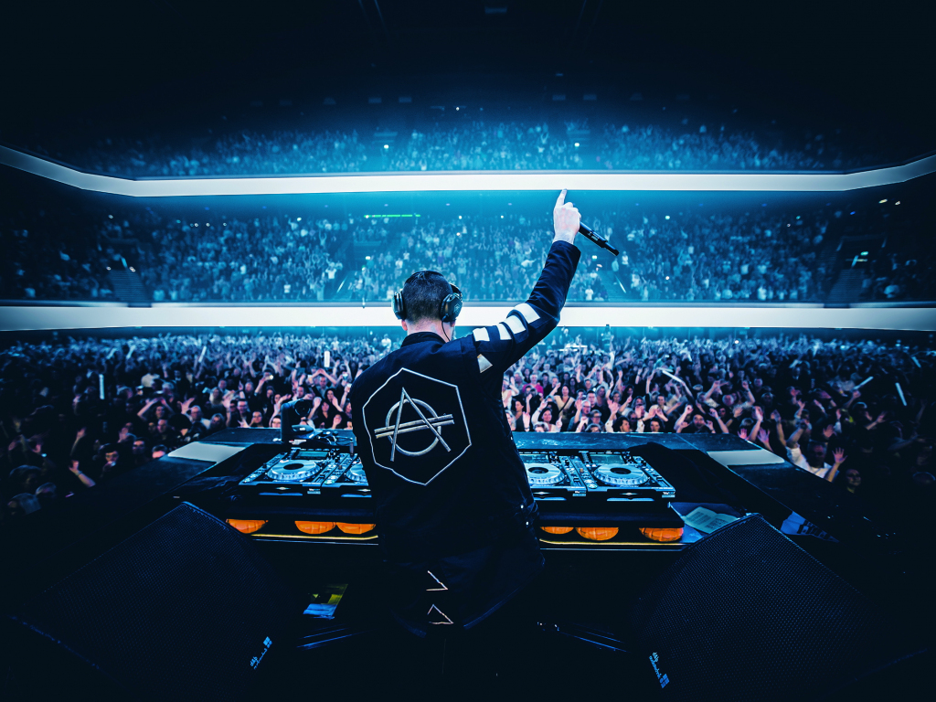 Desktop Wallpaper Don Diablo, Dutch Dj, Music, Party, Hd ...