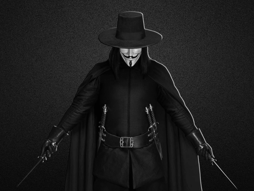 Desktop Wallpaper V For Vendetta Movie, Hd Image, Picture ...