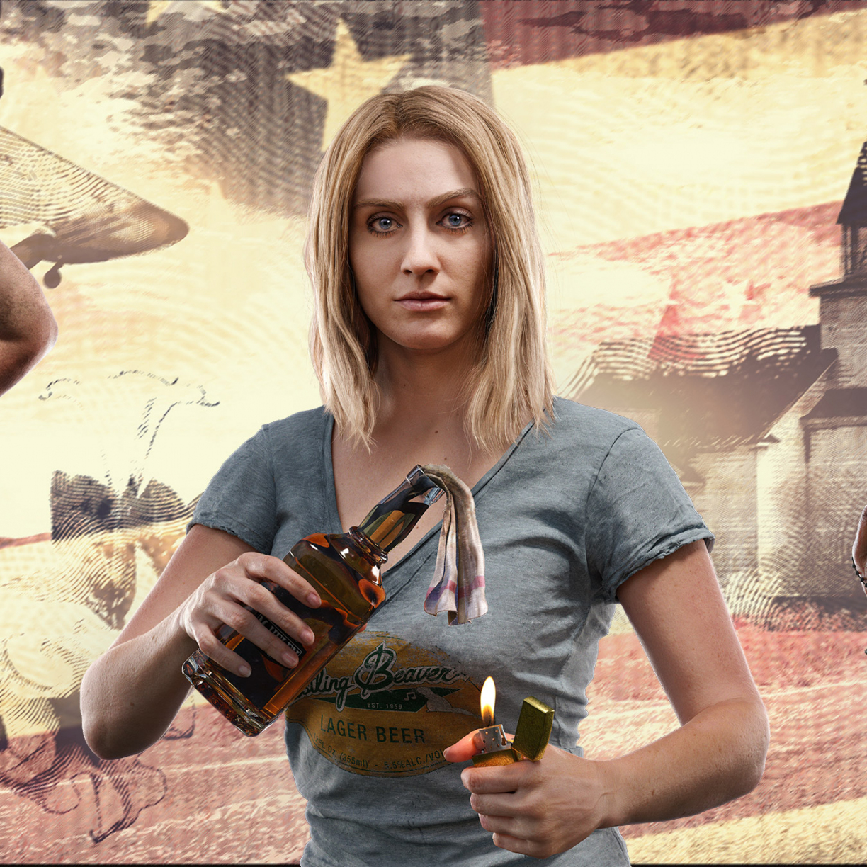 1224x1224 wallpaper Far cry 5, widescreen, video game