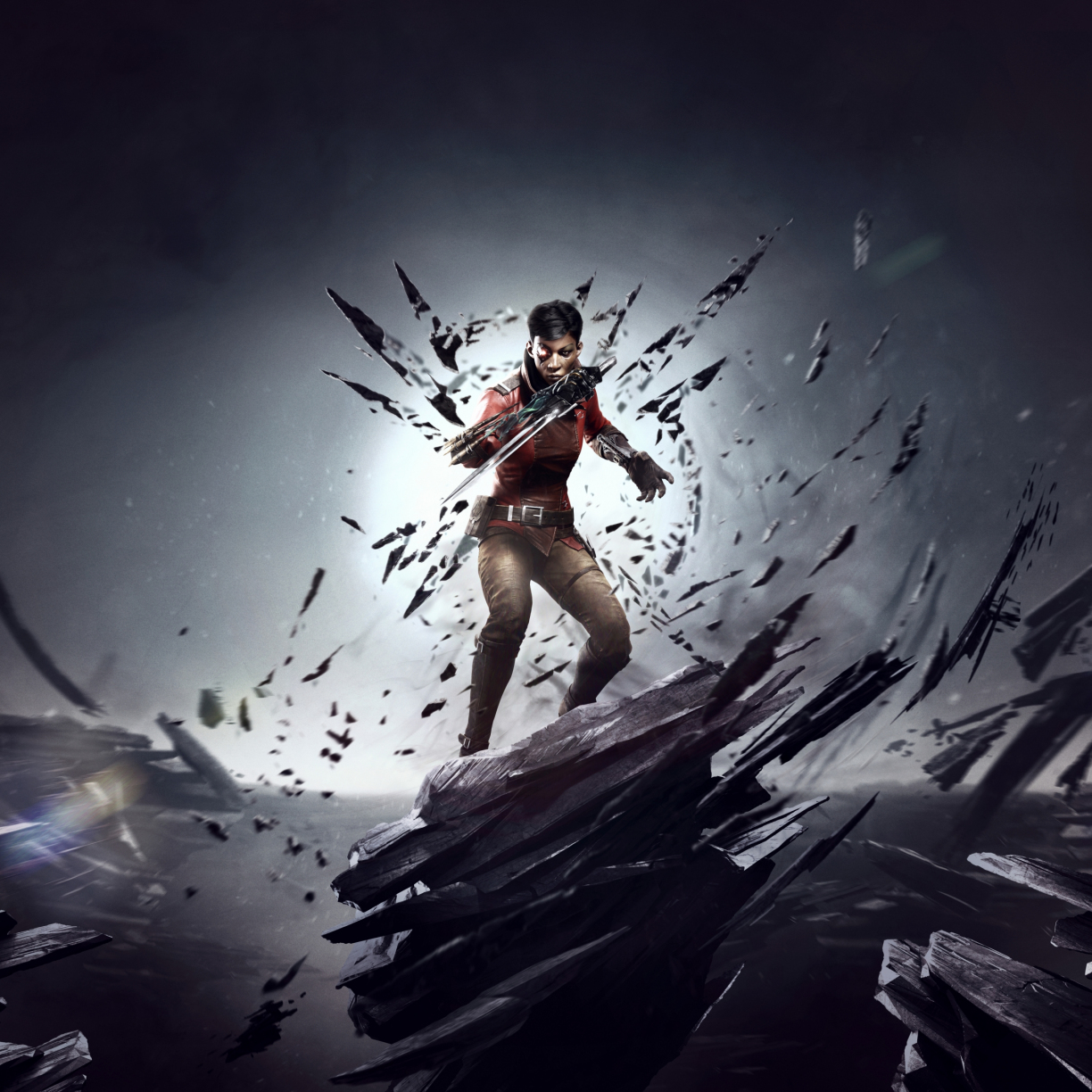 1224x1224 wallpaper Dishonored: Death Of The Outsider, 2017 game, video game