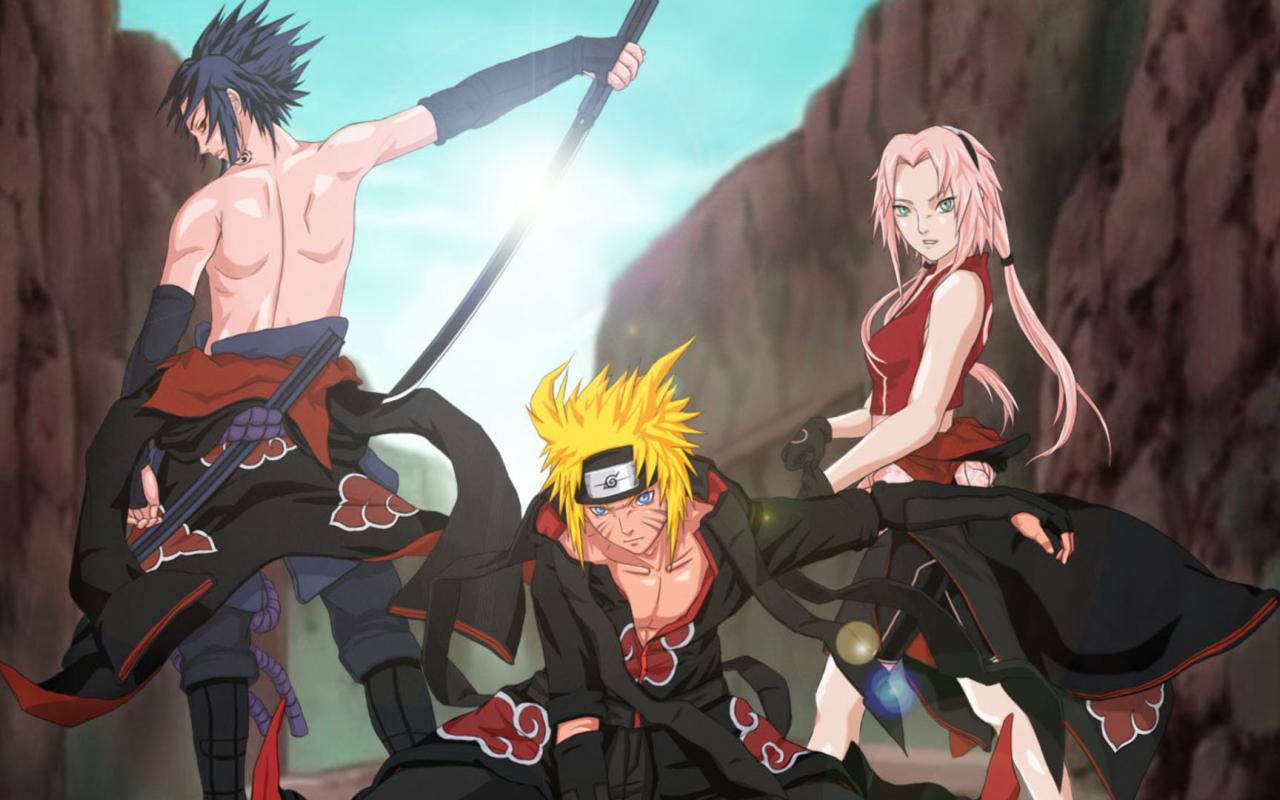 Unduh 500+ Wallpaper Of Naruto Uzumaki HD Gratid