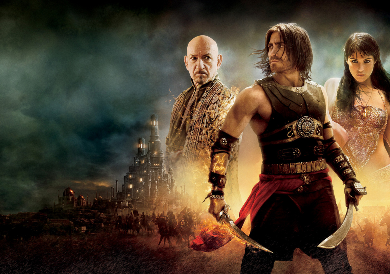 Desktop Wallpaper Prince Of Persia The Sands Of Time 2010 Movie