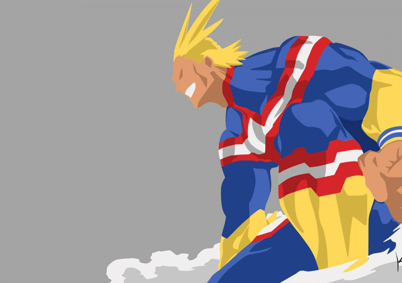 Desktop Wallpaper Anime Boy All Might Boku No Hero Academia Hd Image Picture Background Dt5auk All might toshinori yagi my hero academia boku no hero academia (anime) anime wallpaper background image. desktop wallpaper anime boy all might