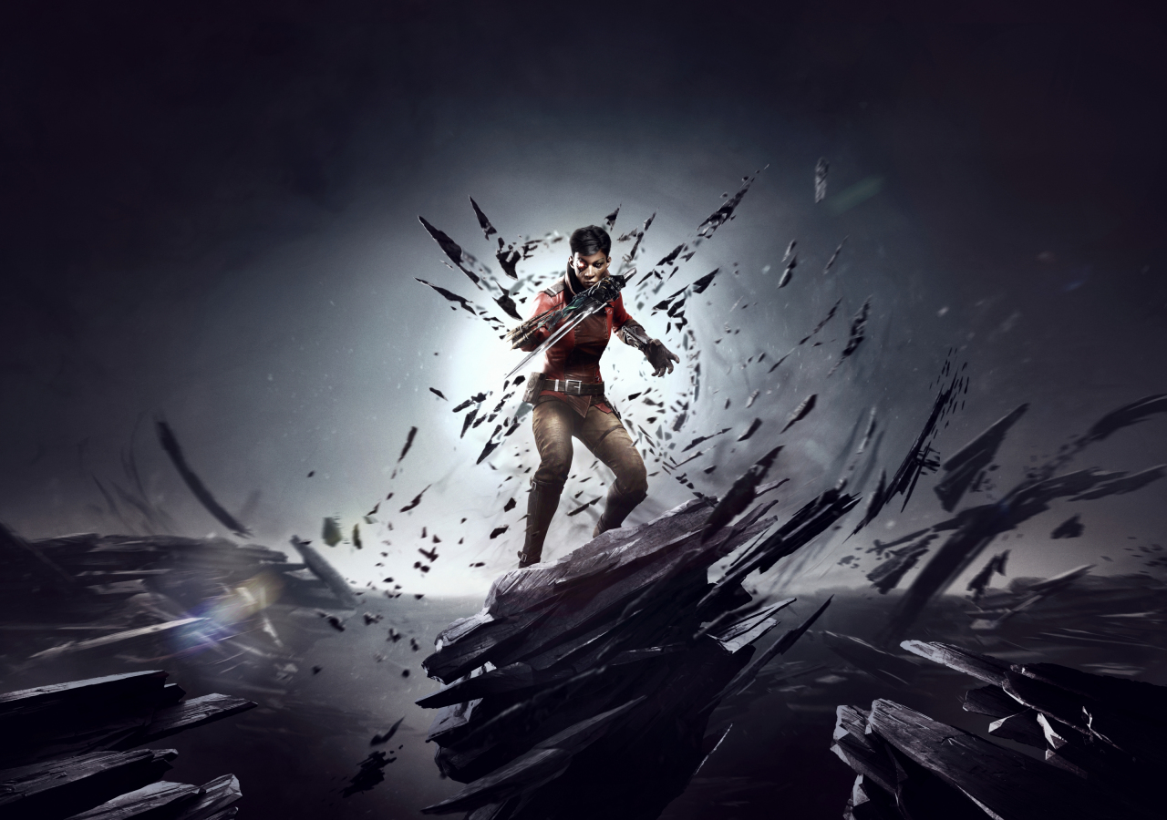 1280x900 wallpaper Dishonored: Death Of The Outsider, 2017 game, video game