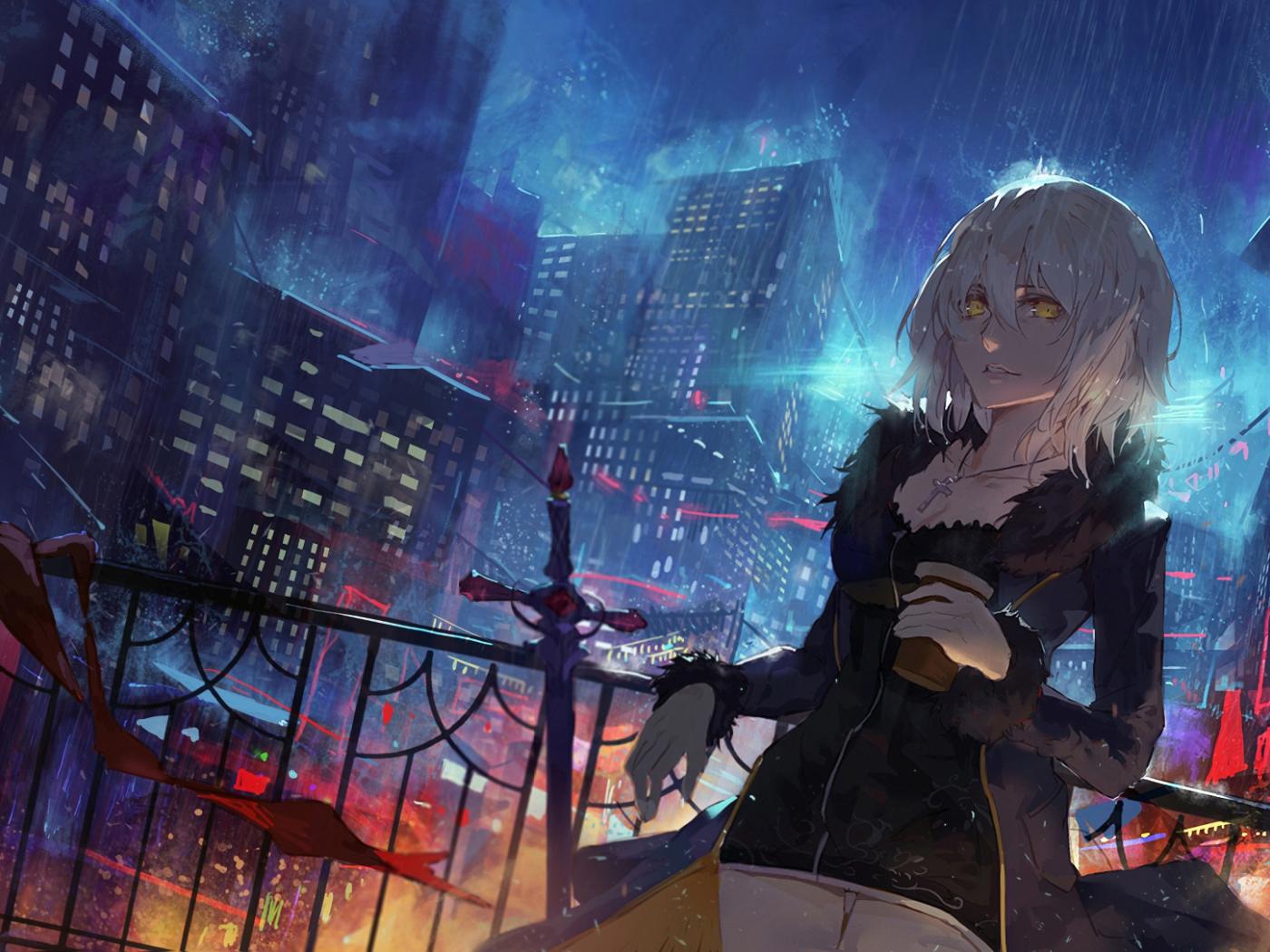 Anime Wallpaper Hd Jeanne Fgo Wallpaper