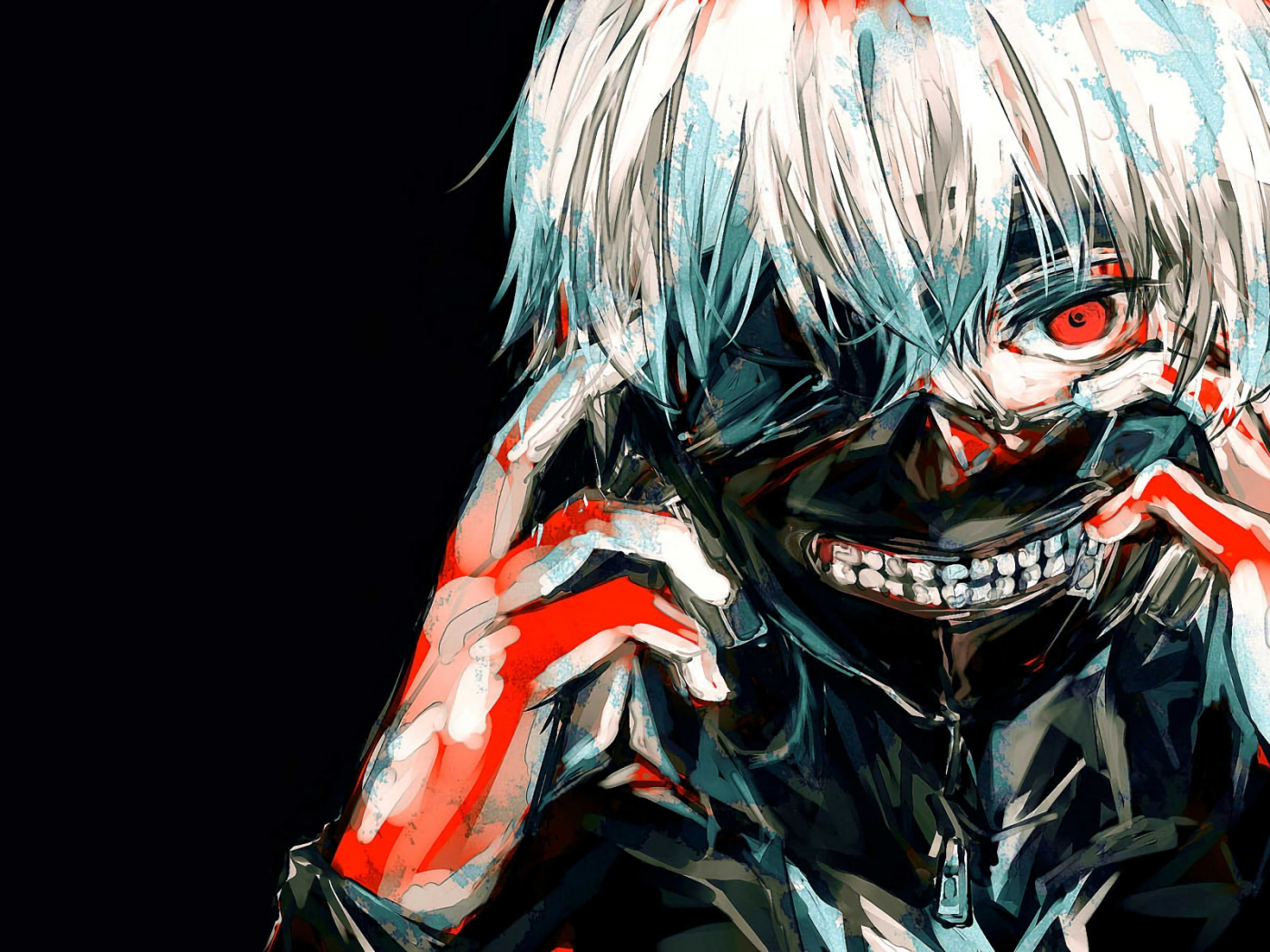 Desktop Wallpaper Ken Kaneki Dark Anime Boy Hd Image Picture Background Z Ddw6