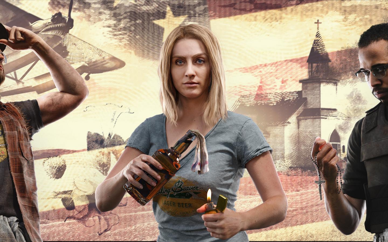 1440x900 wallpaper Far cry 5, widescreen, video game