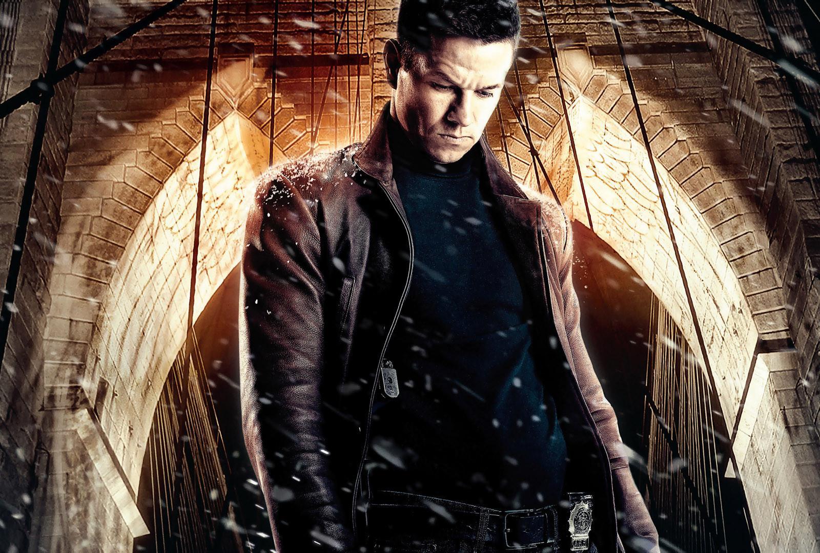 Desktop Wallpaper Max Payne Actor Mark Wahlberg 2008 Movie Hd