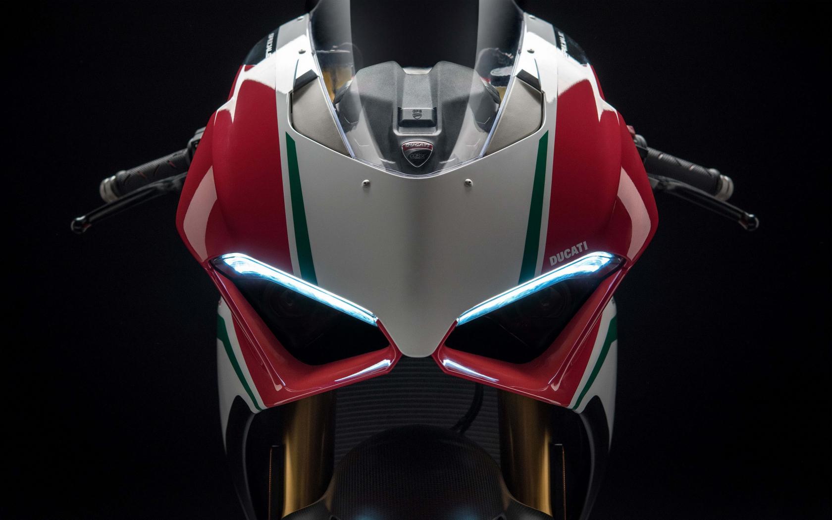 1680x1050 wallpaper 2018 Ducati Panigale V4, superbike, 4k
