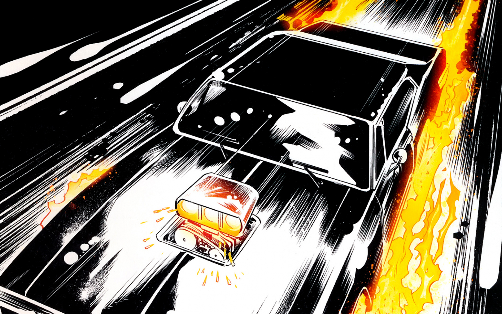 Great Wallpaper Marvel Ghost Rider - car-ghost-rider-dc-comics  Perfect Image Reference_129112.jpg