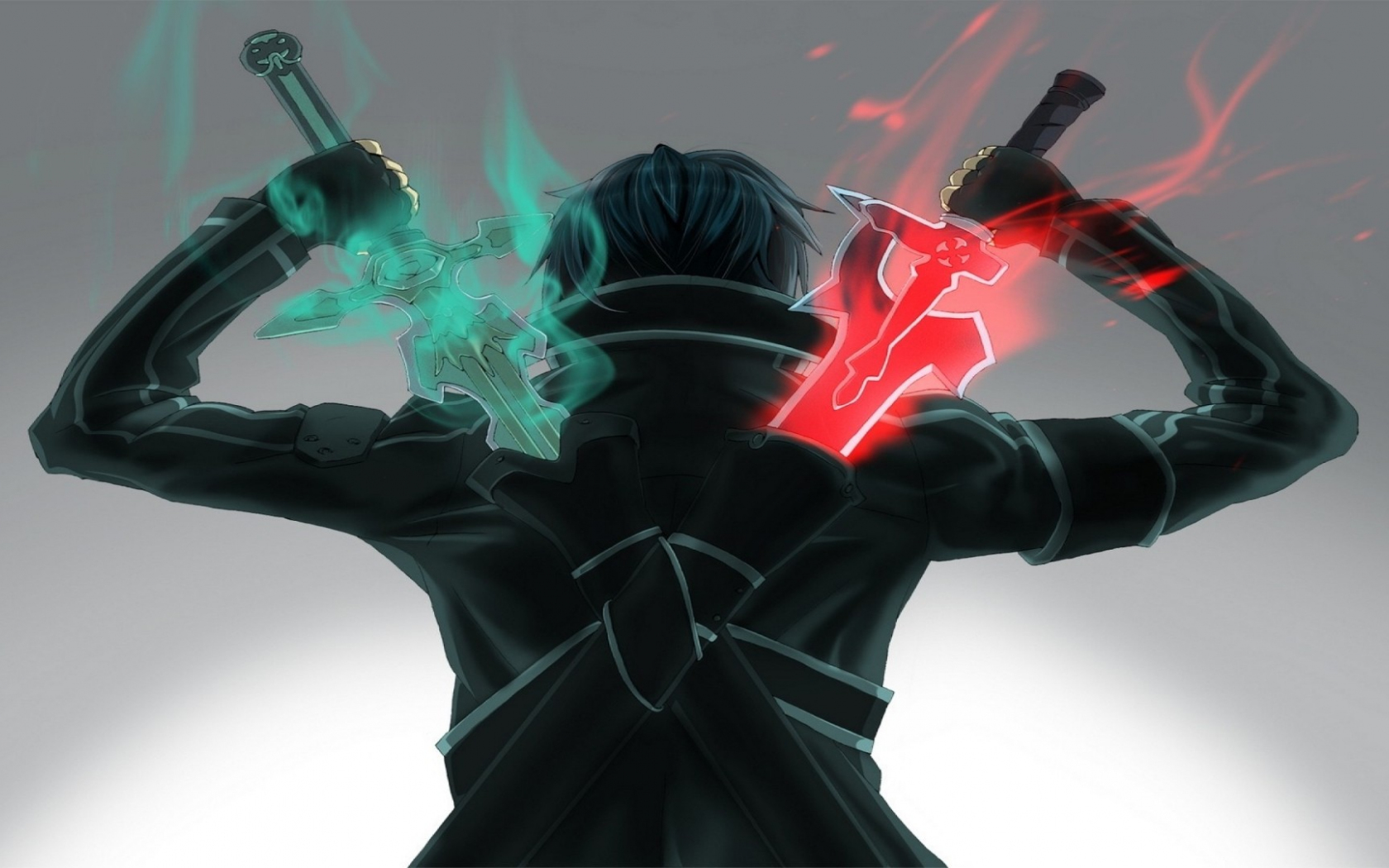 Desktop Wallpaper Kirigaya Kazuto Anime, Hd Image, Picture ...