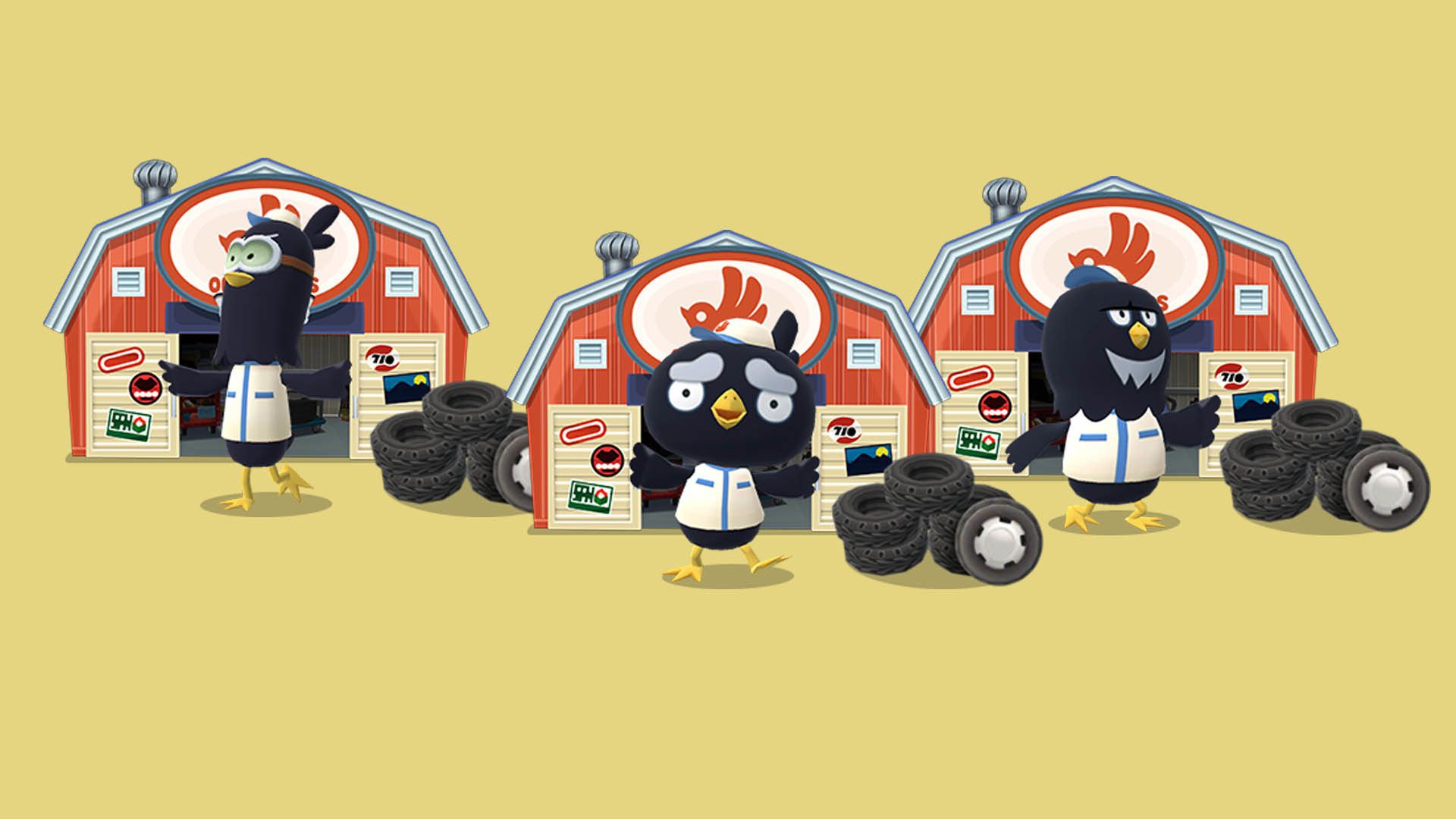 Download 1920x1080 Wallpaper Game Mobile Game Animal