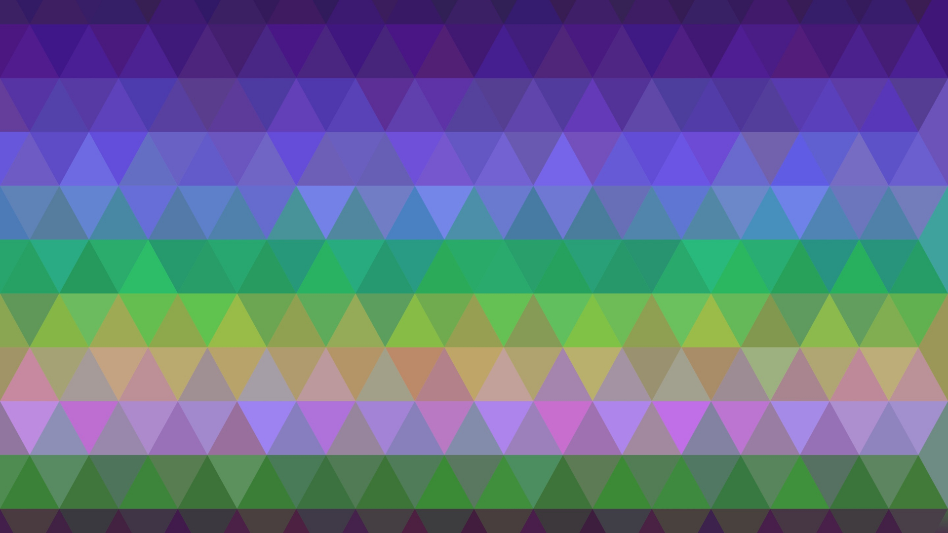 colorful triangles background psdgraphics