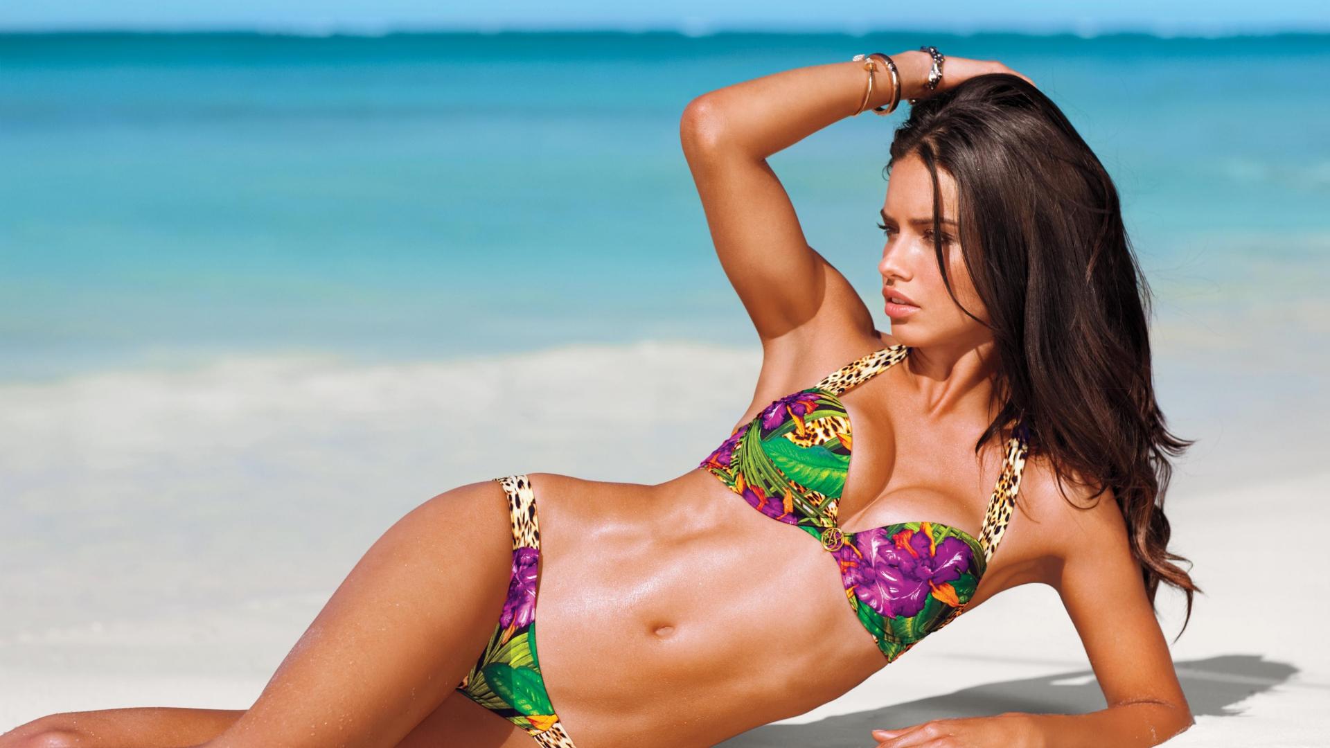 Pornos videos adriana bikini lima fuck pussy