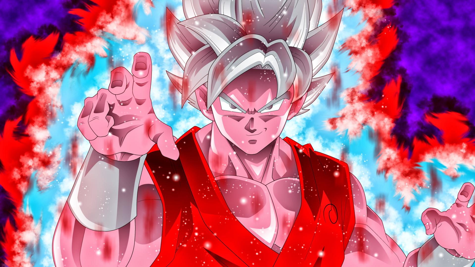Download 1920x1080 Wallpaper Dragon Ball Super Goku 4k Full Hd