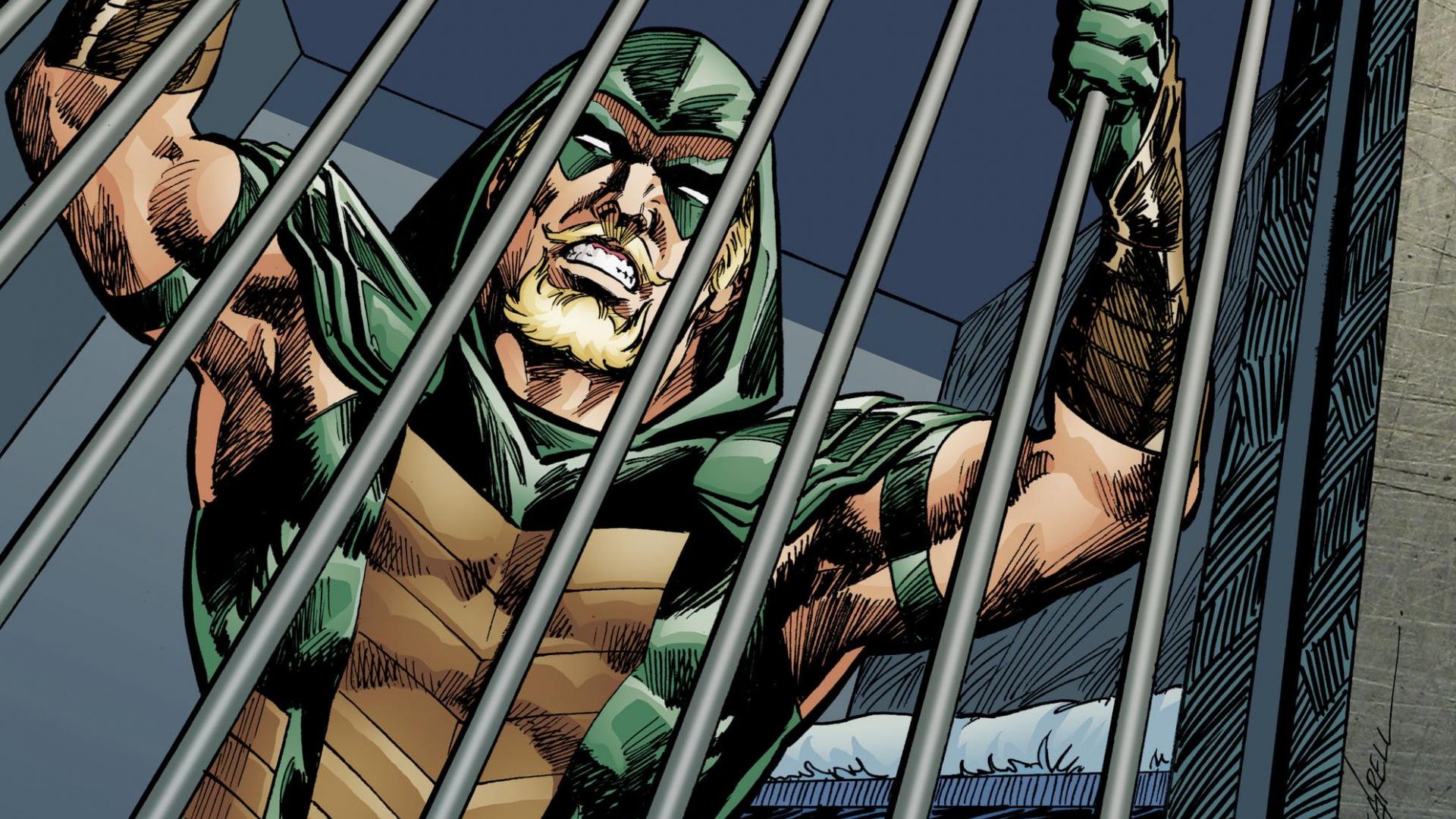 1920x1080 Wallpaper Behind Bar Green Arrow Superhero