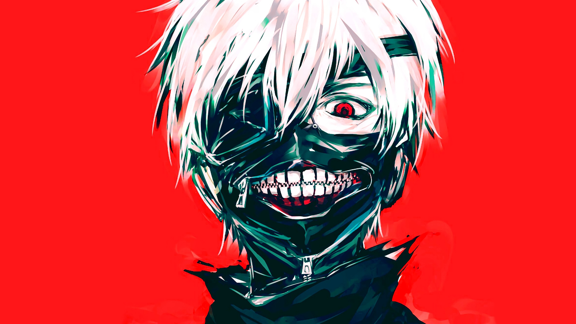Download 1920x1080 Wallpaper Ken Kaneki Anime Boy Anime Full Hd