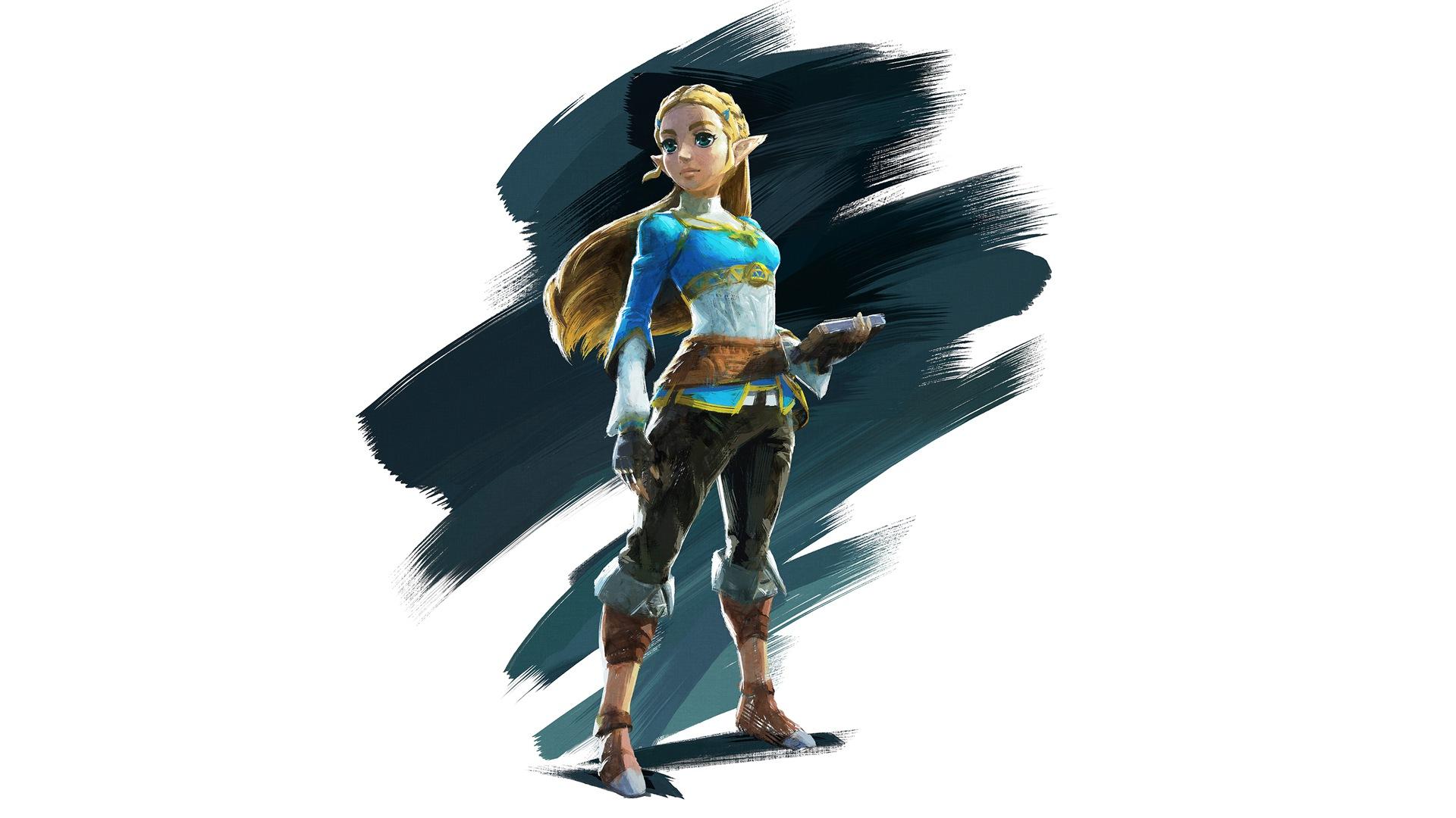 Zelda Breath Of The Wild Wallpaper Hd: Download 1920x1080 Wallpaper The Legend Of Zelda: Breath