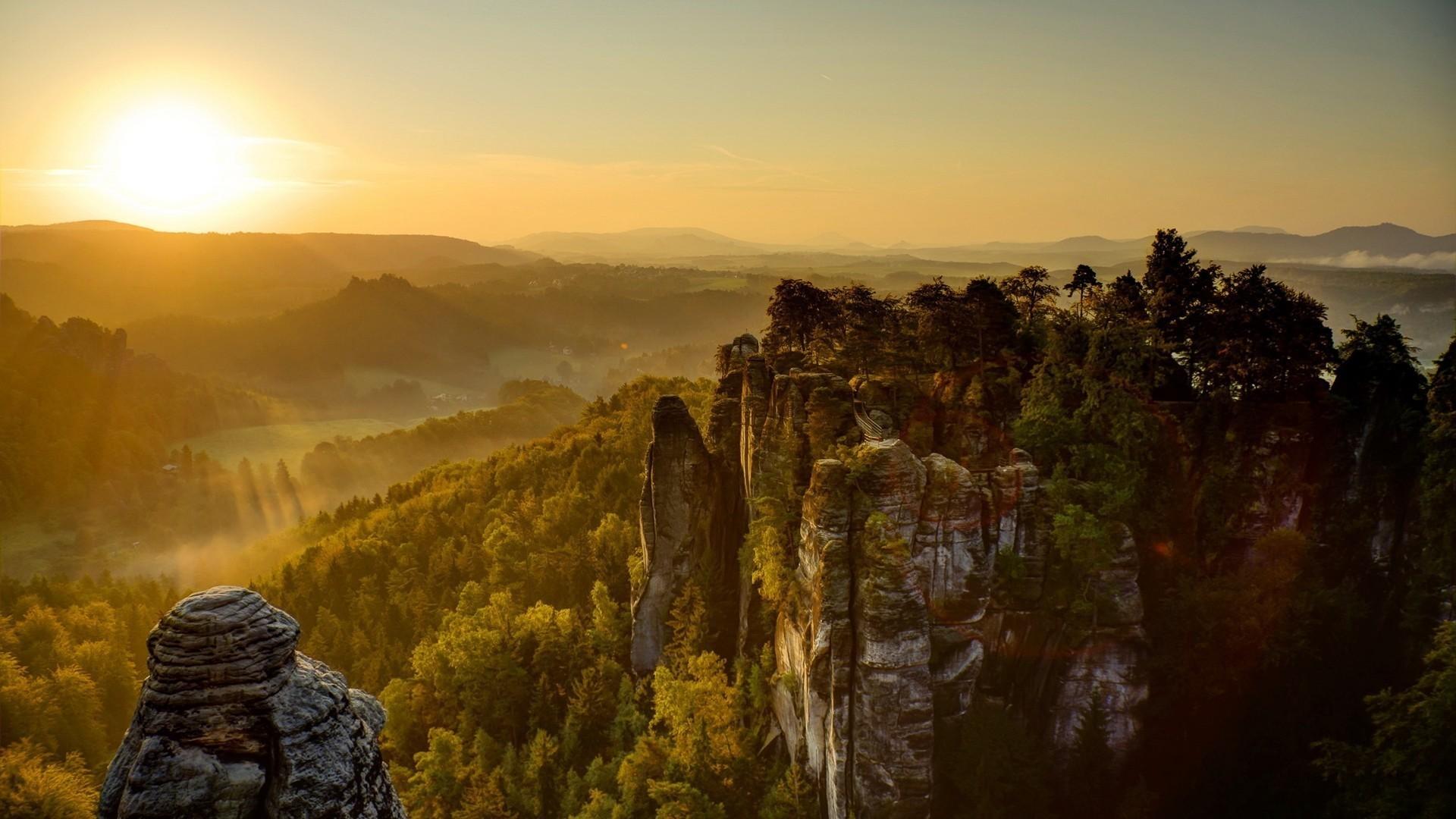 скалы солнце небо без смс
