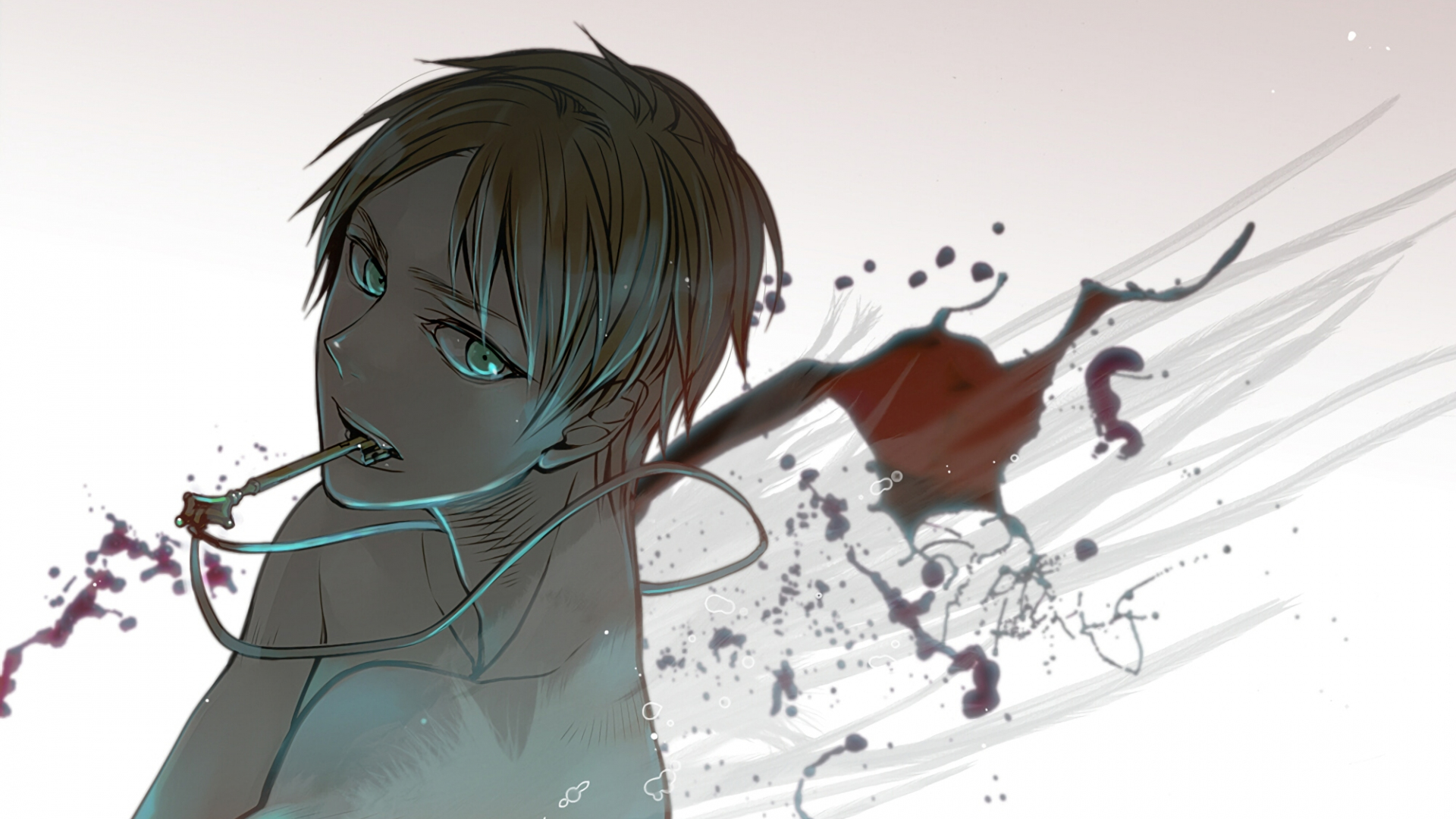 Desktop Wallpaper Eren Yeager Anime Attach On Titan Hd Image Picture Background M Wuin