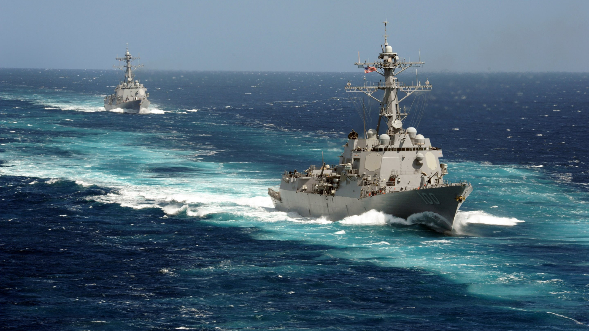 1920x1080 wallpaper Navy ships of us army