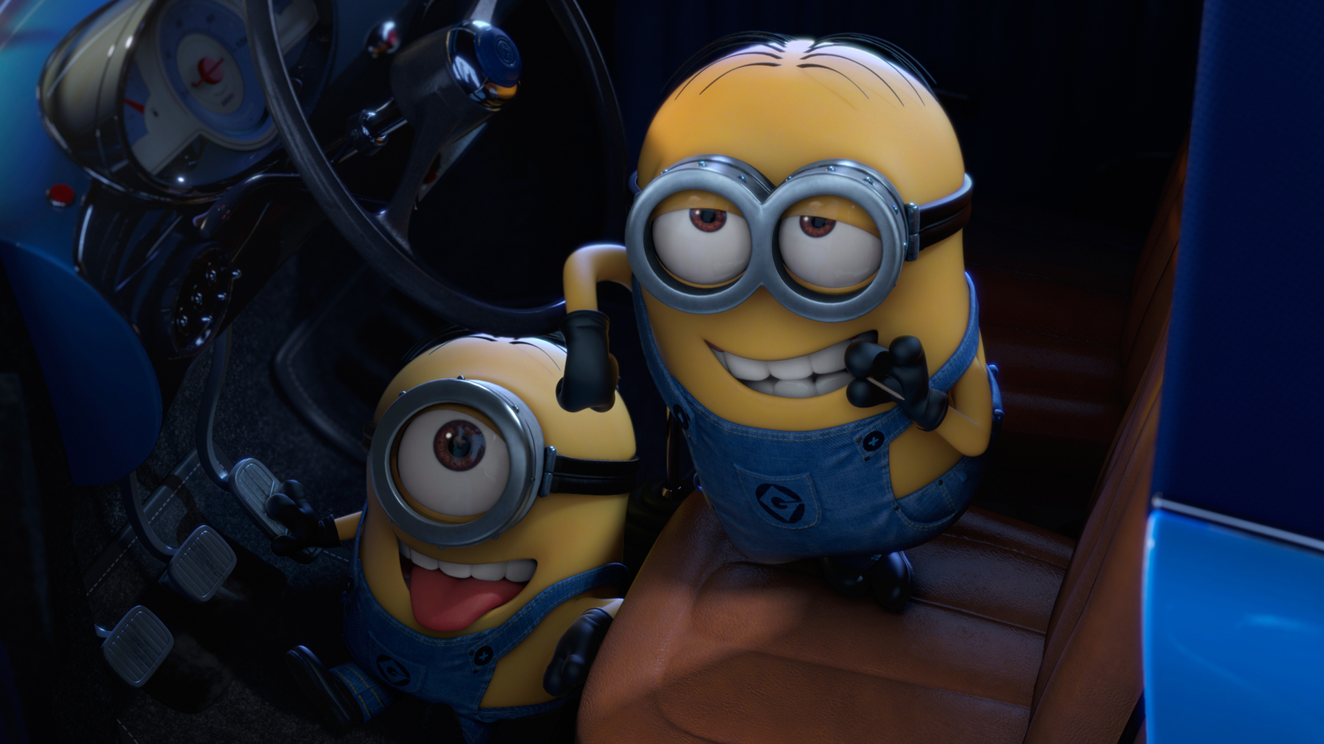 download 1920x1080 wallpaper despicable me 2 animated movie, minions