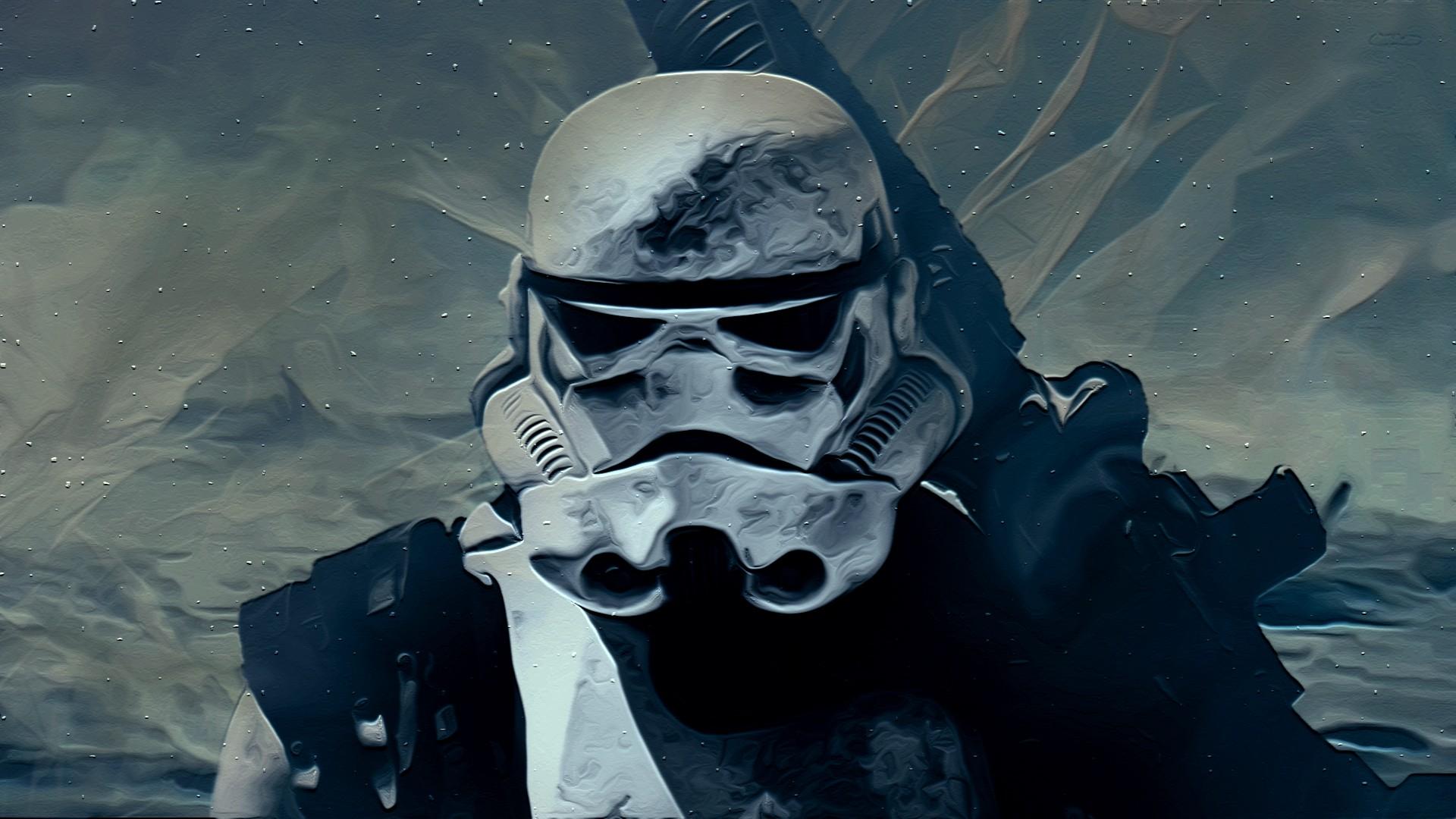 Download 1920x1080 Wallpaper Stormtrooper From Star Wars Full Hd