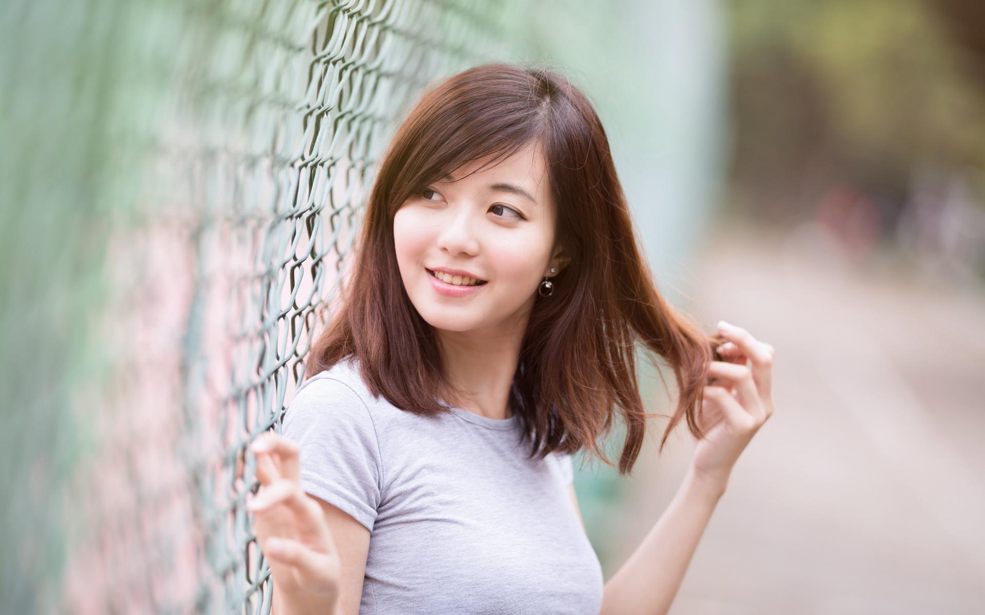 Preadolescent asian girl #6