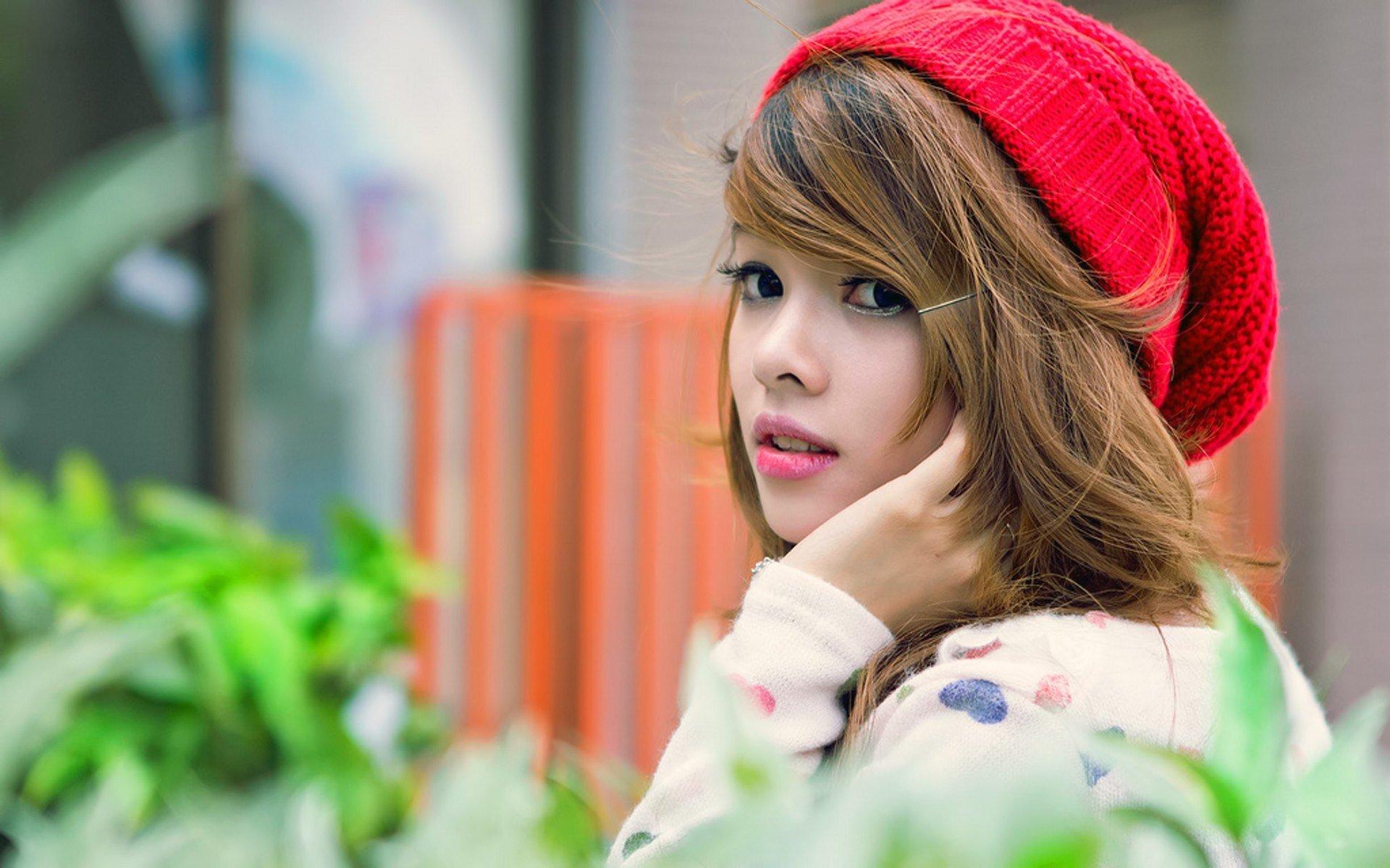 Wallpaper girl cute asian Cute Asian