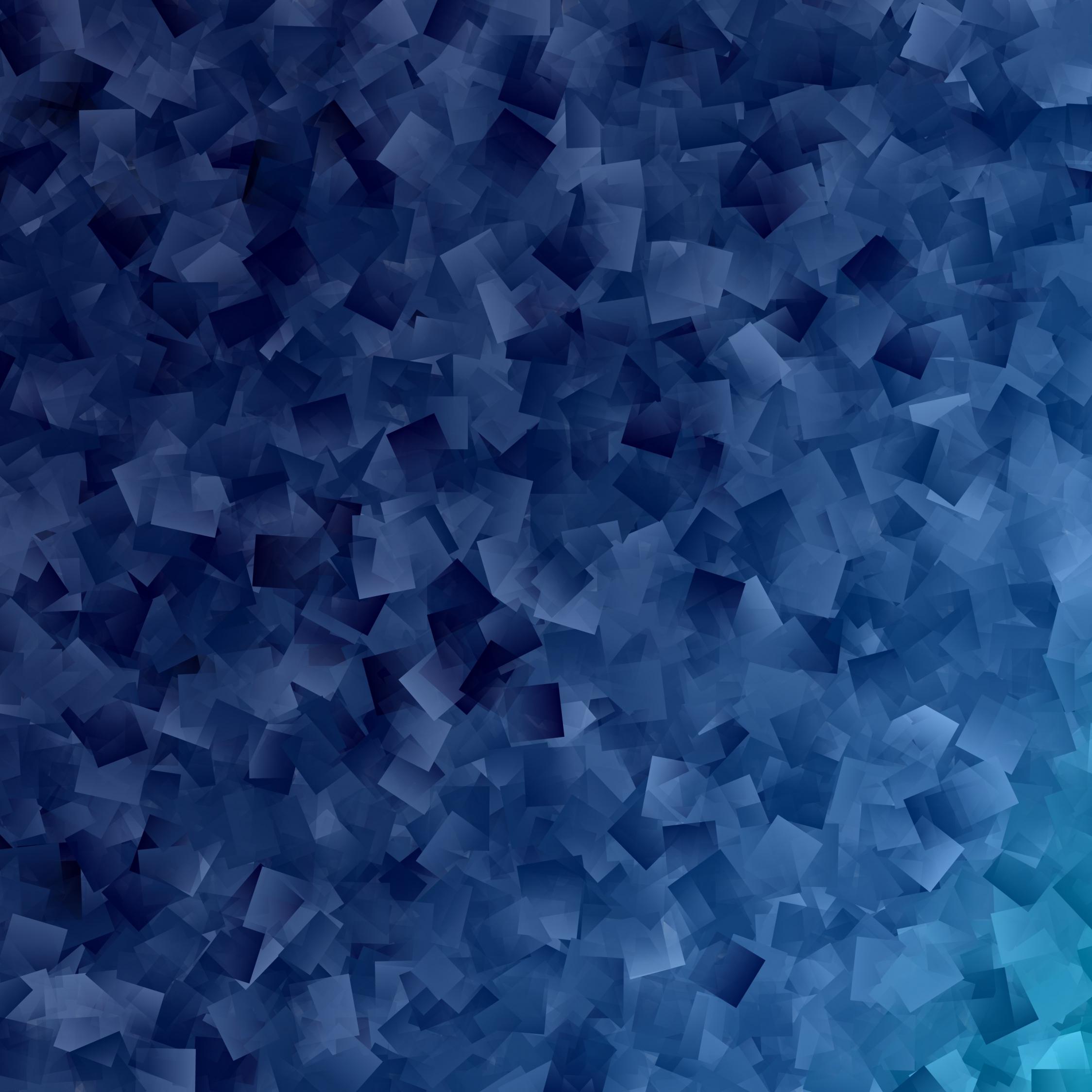 Desktop Wallpaper Abstract, Blue Patterns, Design, Hd