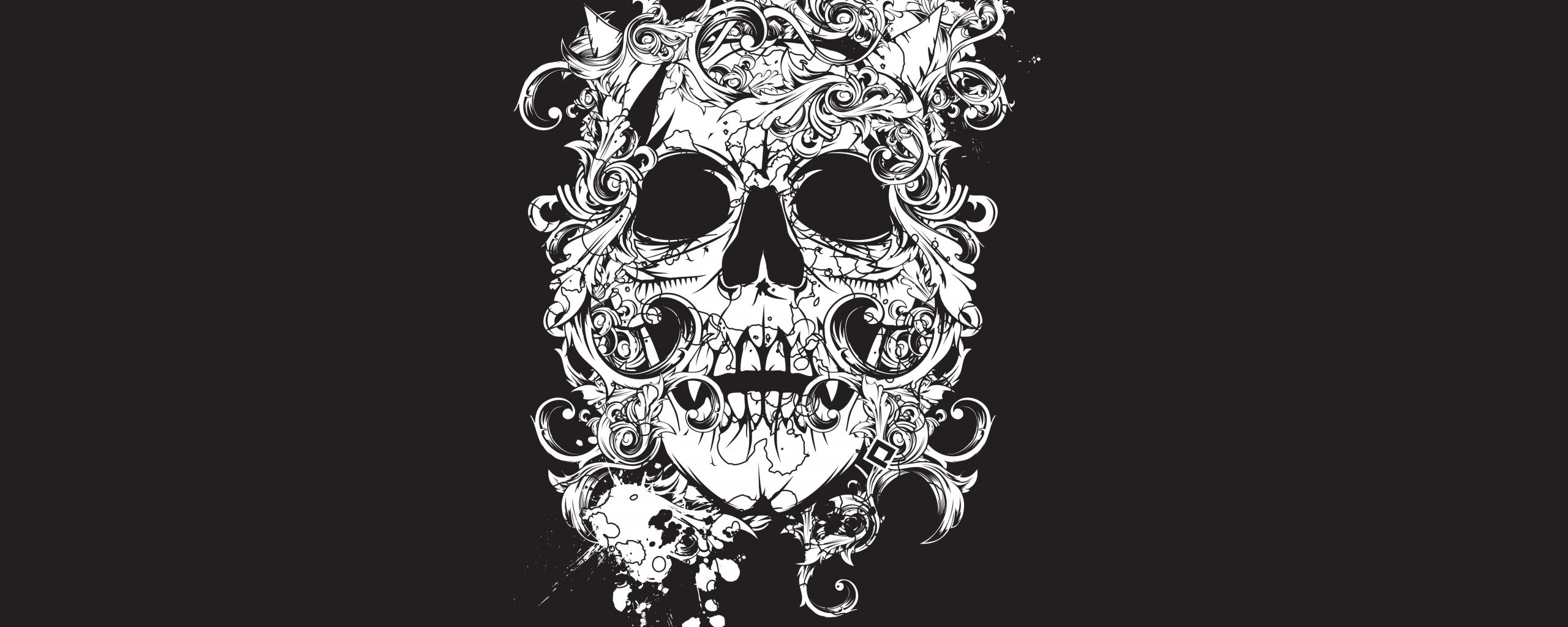 Desktop Wallpaper Skull Tattoo Hd Image Picture Background 1cnuyu
