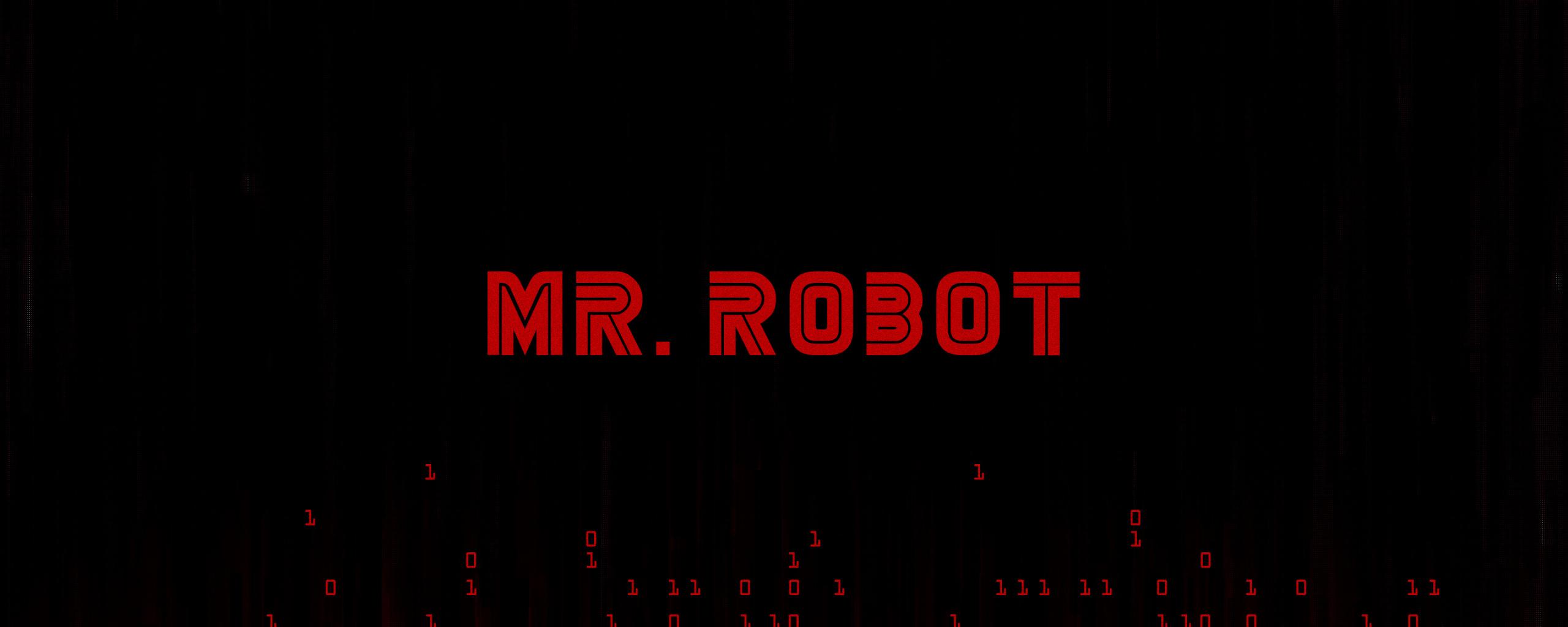Desktop Wallpaper Mr Robot Logo Tv Series 4k Hd Image Picture Background E79460