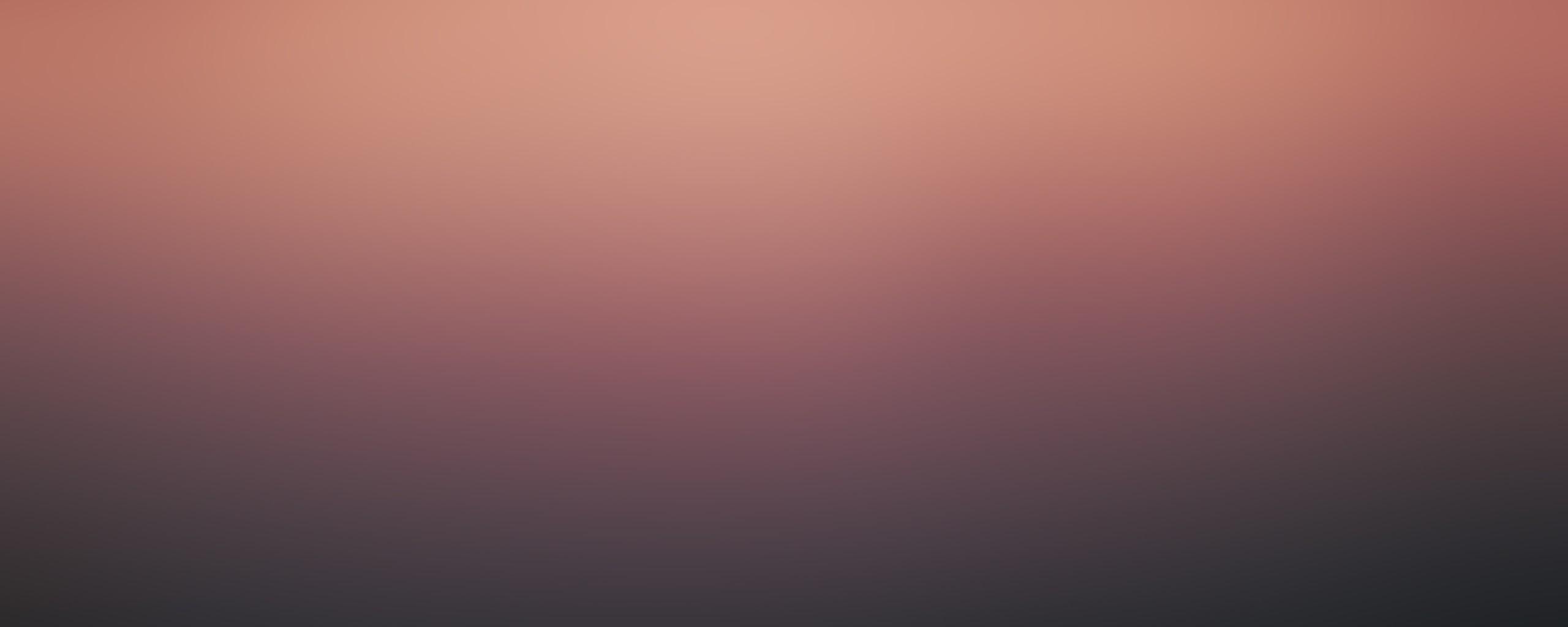 2560x1024 wallpaper Minimal, red dark gradient