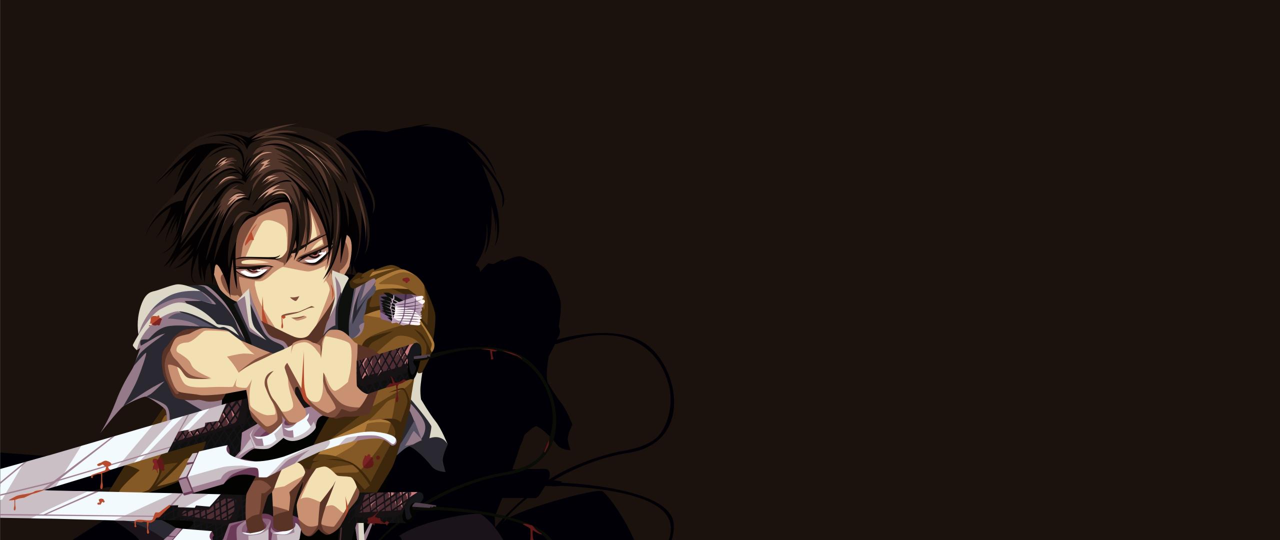 Desktop Wallpaper Anime Boy Levi Ackerman Attack On Titan Hd Image Picture Background Cylb F