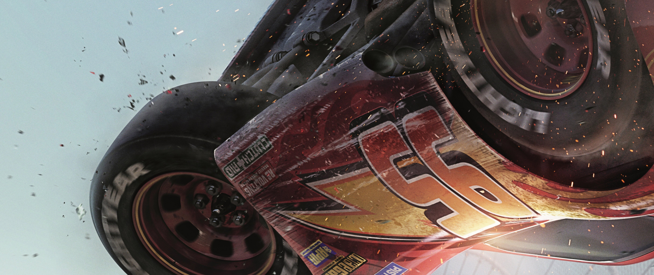 Desktop Wallpaper Cars 3 Animated Movie 2017 Movie Lightning Mc Queen Hd Image Picture Background Ojqyyu