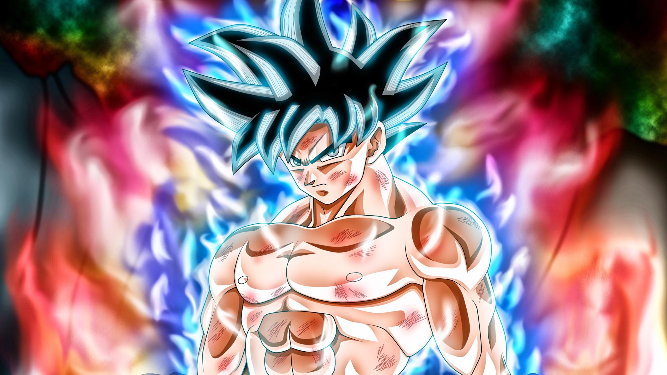 Desktop Wallpaper Goku Anime Anger Dragon Ball Super Hd Image Picture Background 87507e