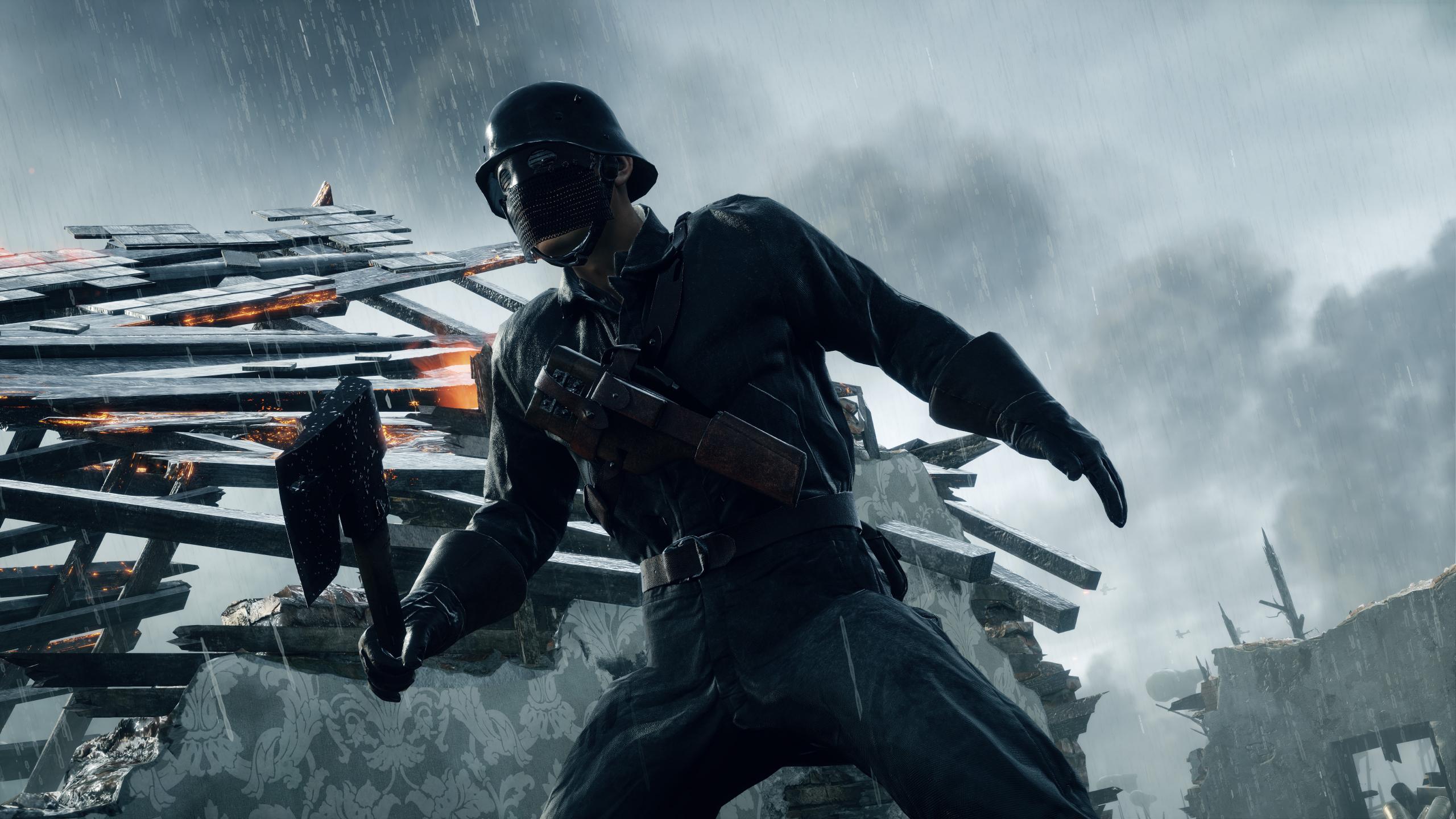 2560x1440 wallpaper Battlefield 1 gaming
