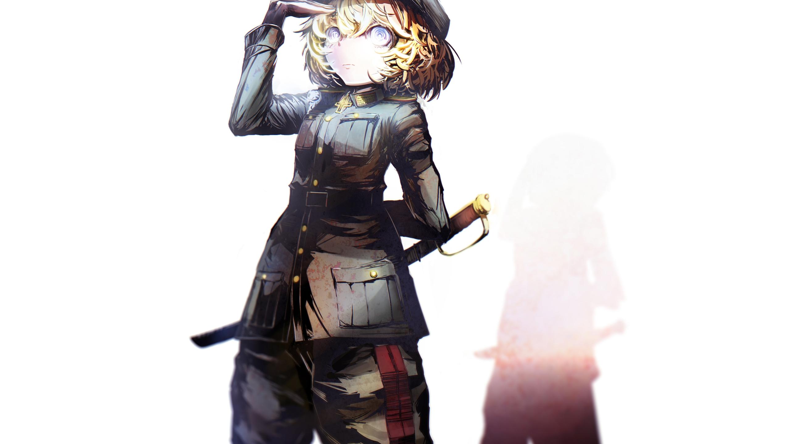 Desktop Wallpaper Tanya Of Youjo Senki Anime Hd Image Picture Background Rrbcmy