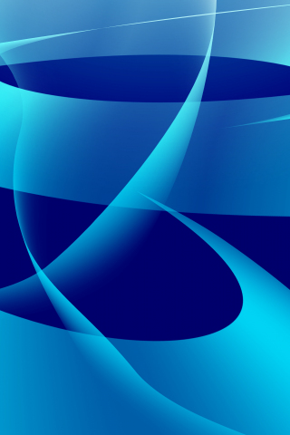 Download 240x320 Wallpaper Blue Abstract Blue Background
