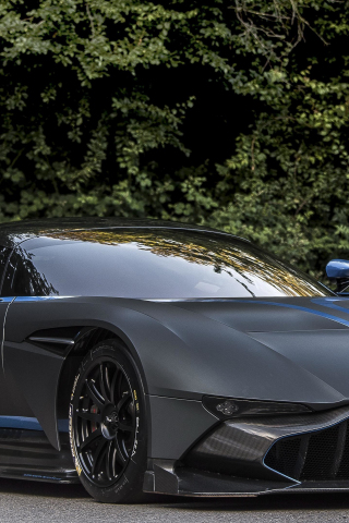 Download 240x320 Wallpaper Aston Martin Vulcan Sports Car 4k Old