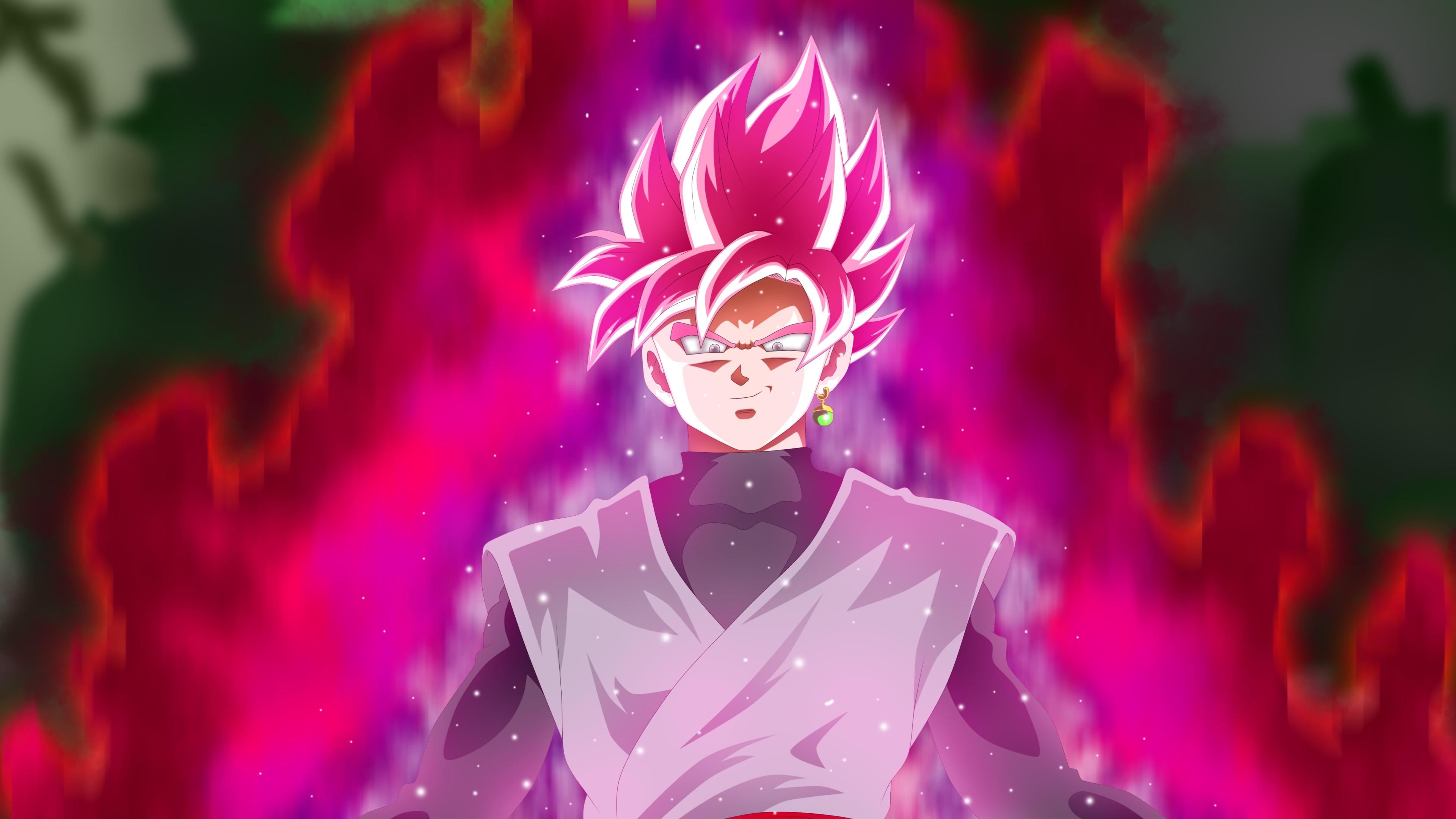 Desktop Wallpaper Black Goku Dragon Ball Super Anime Boy Hd Image Picture Background Skzien