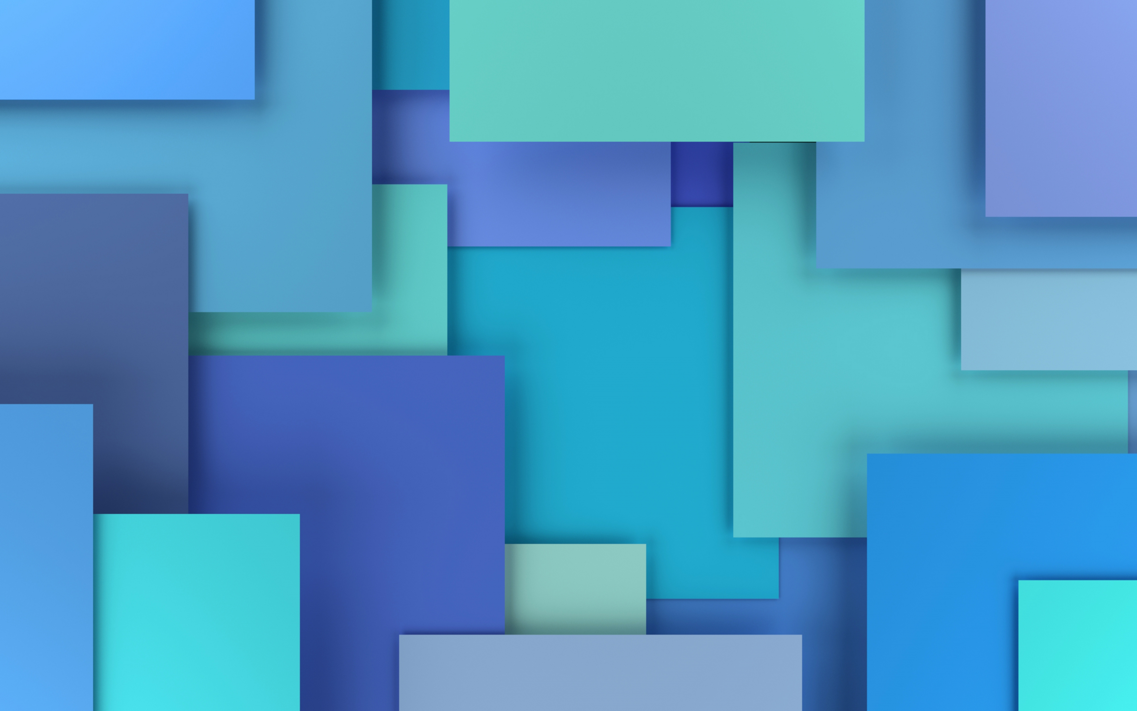Download 3840x2400 Wallpaper Material Design, Abstract ...