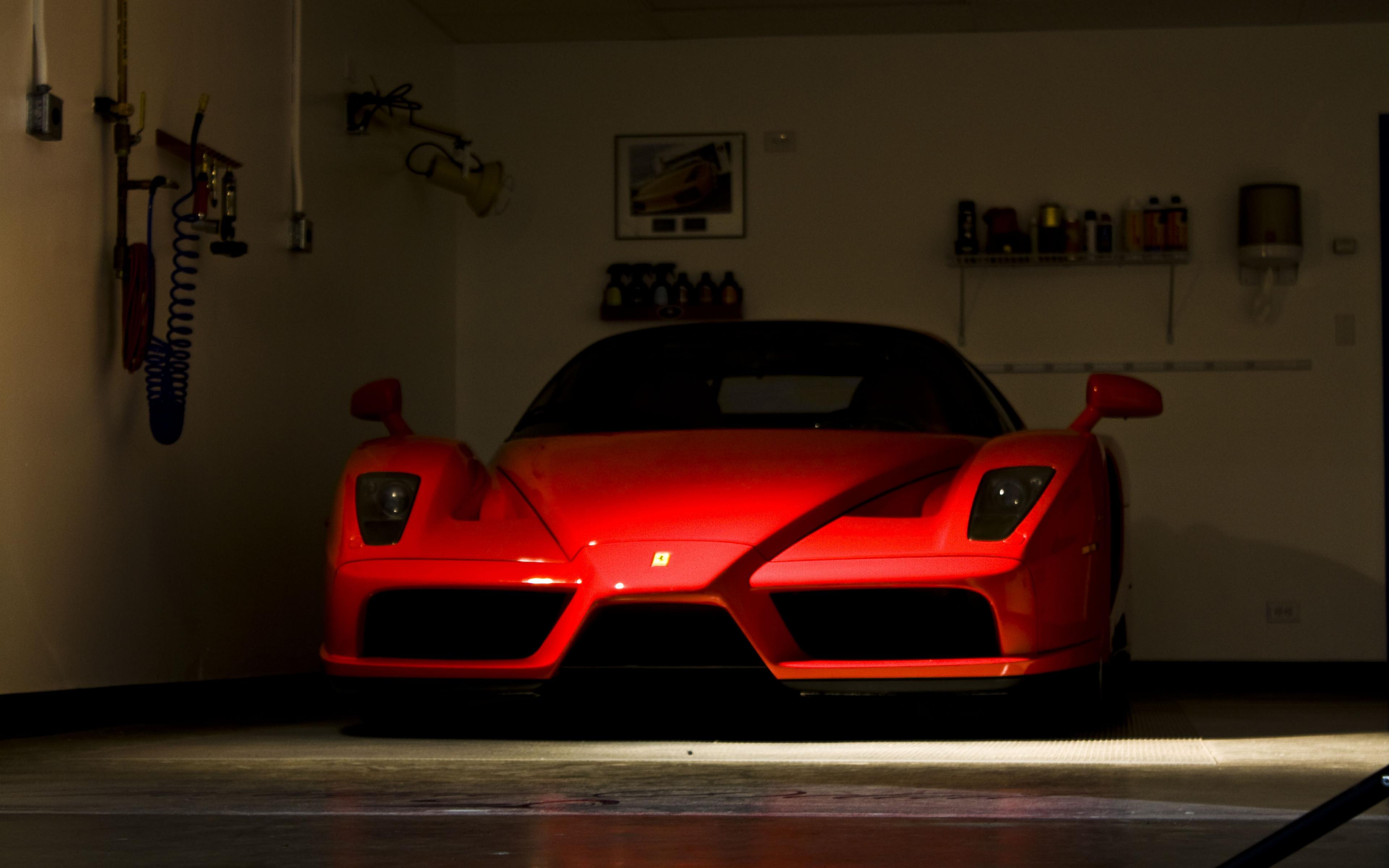 Download 3840x2400 Wallpaper Ferrari Red Sports Car 4 K Ultra Hd